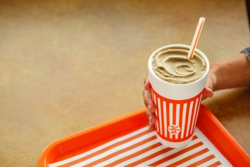 Whataburger Dr Pepper Shake