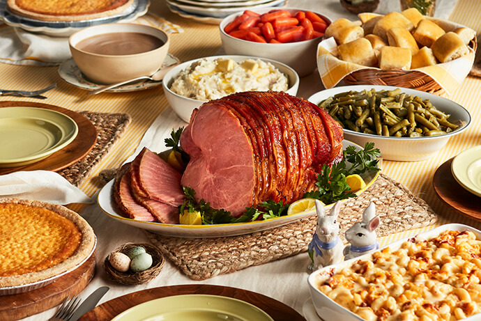 Alert: Cracker Barrel's Heat N' Serve Easter Meals Are Back