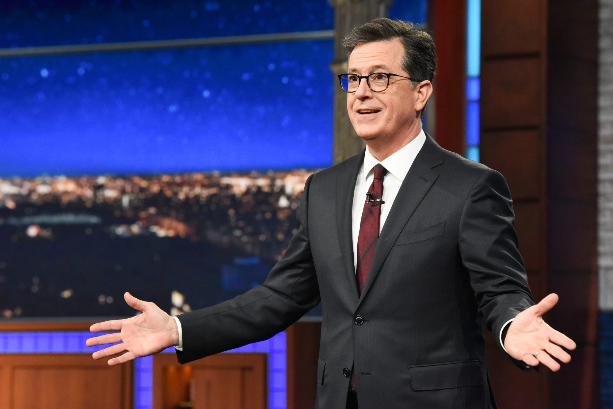 Stephen Colbert Late Show