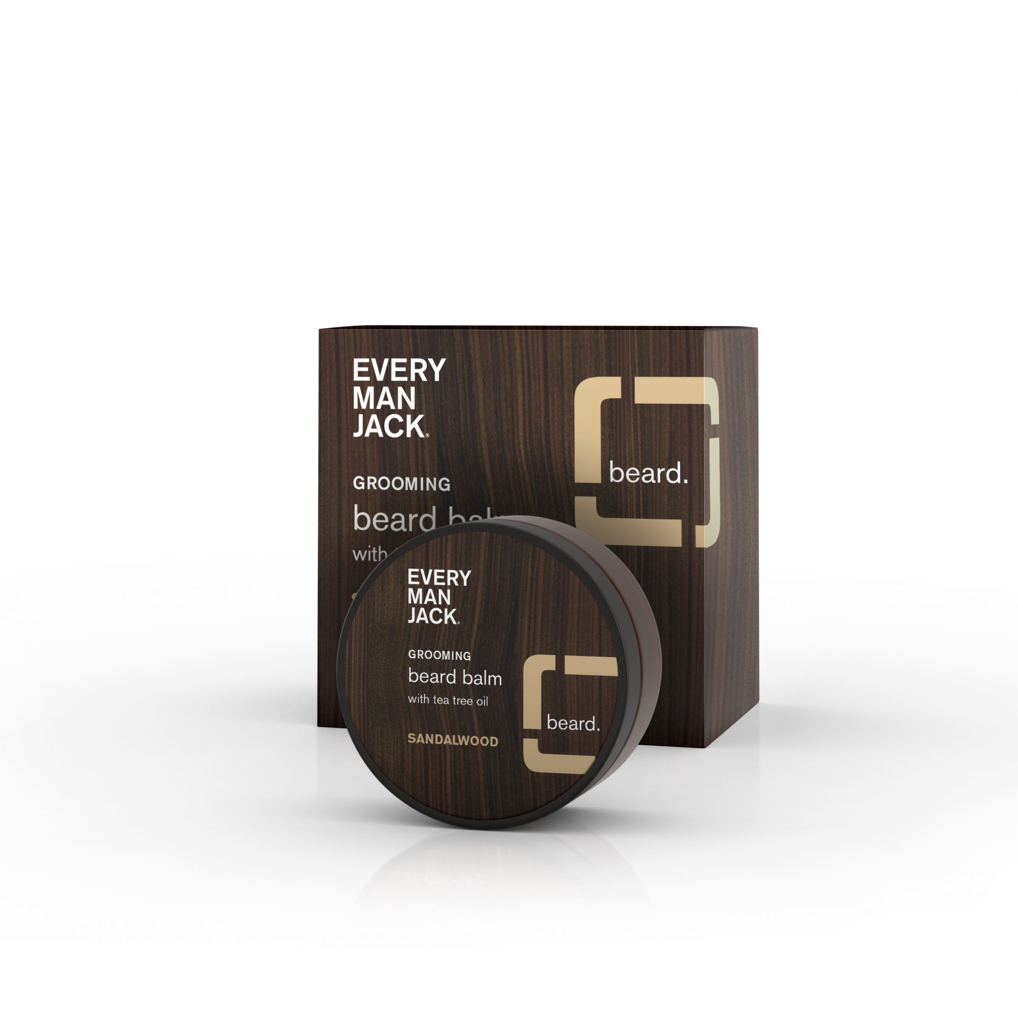 Every Man Jack Sandalwood Grooming Beard Balm