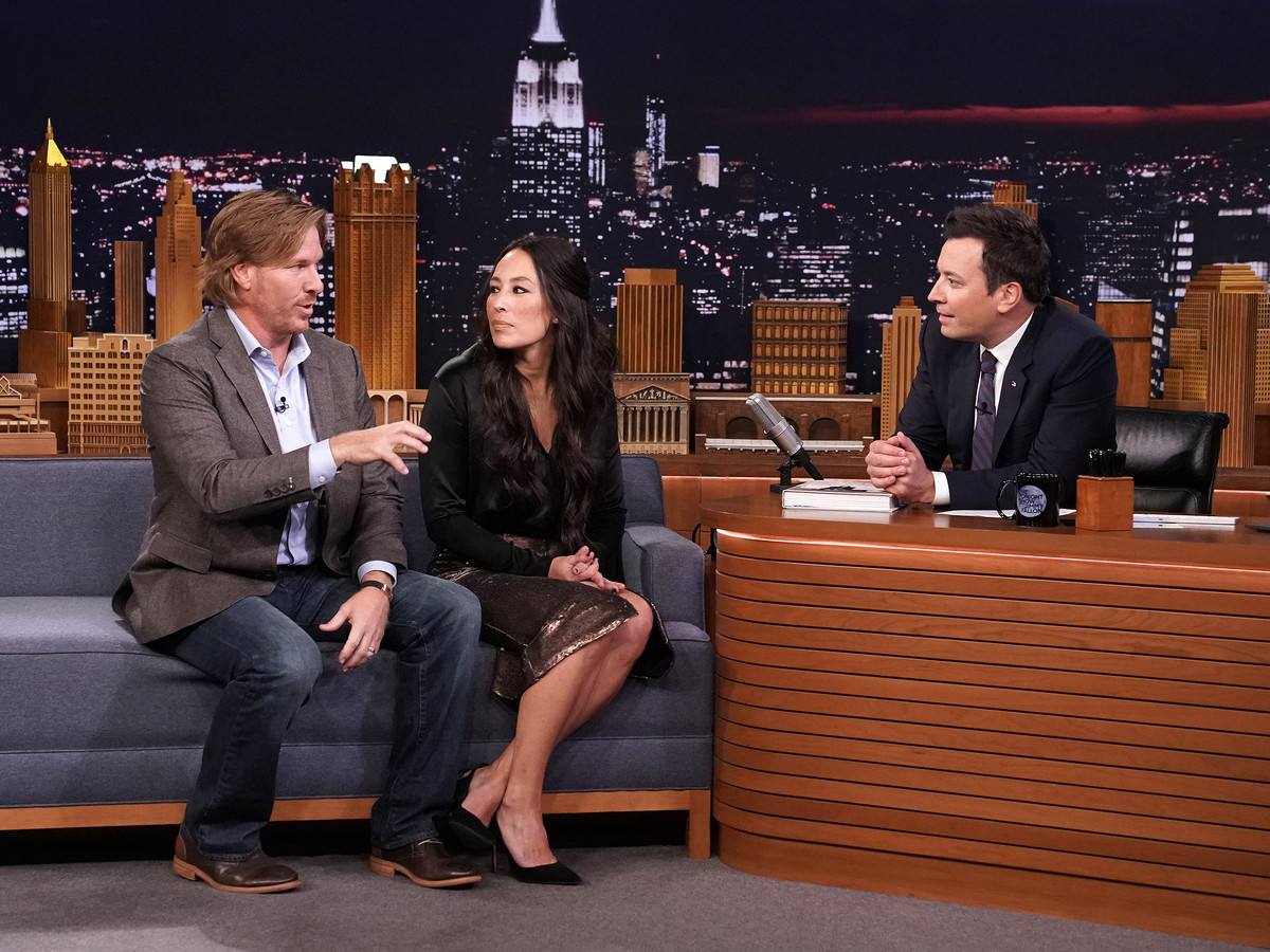 'WE ARE PREGNANT!' Chip and Joanna Gaines Expecting Fifth Child Together