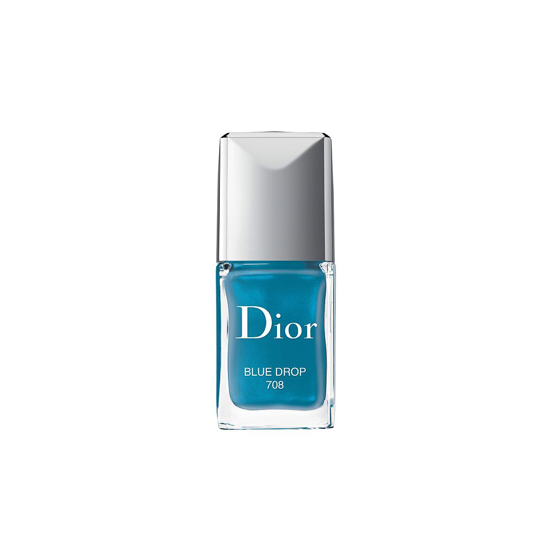Dior Vernis in Blue Drop