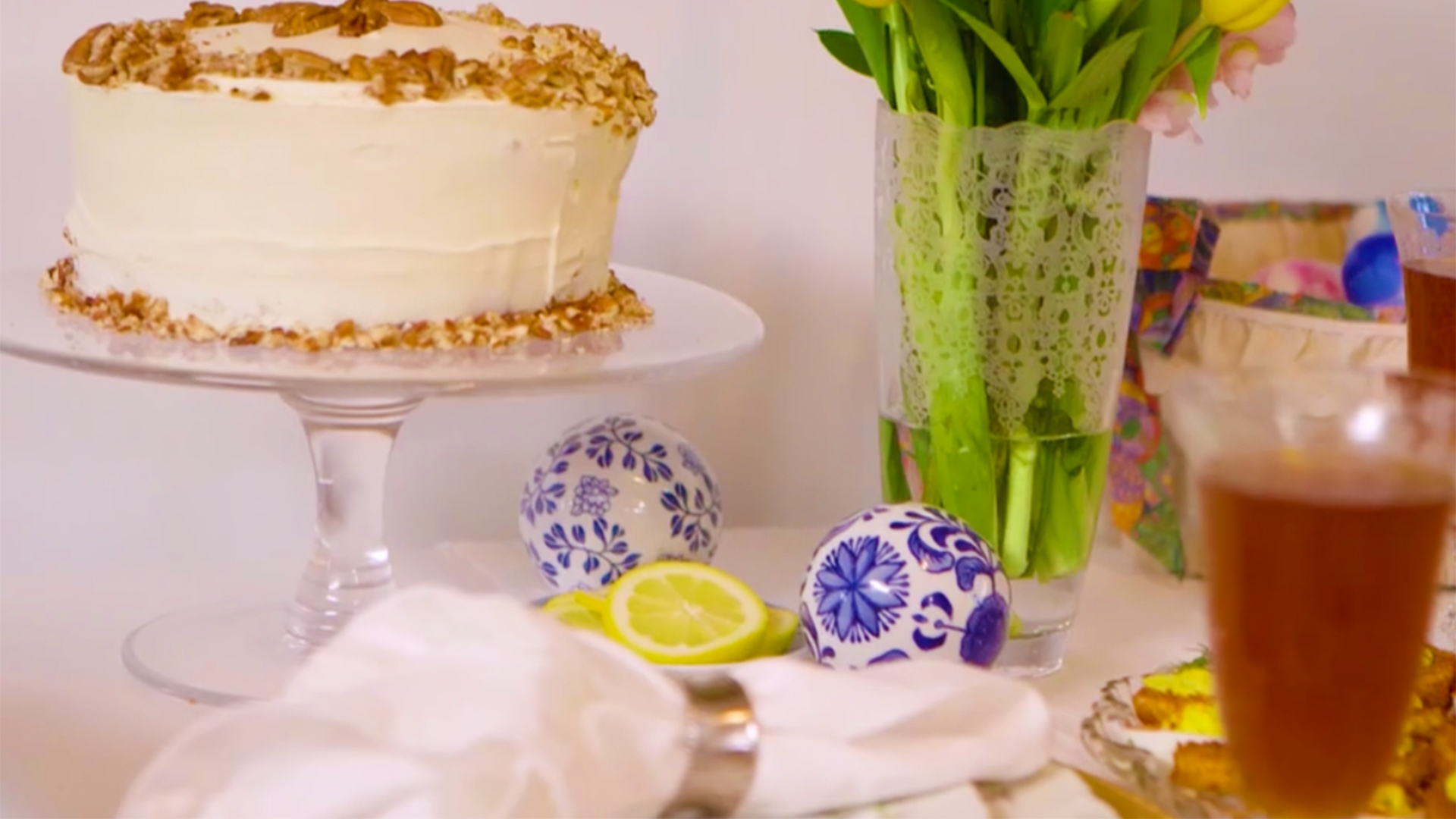 The Beginner's Guide To Hosting Easter Lunch