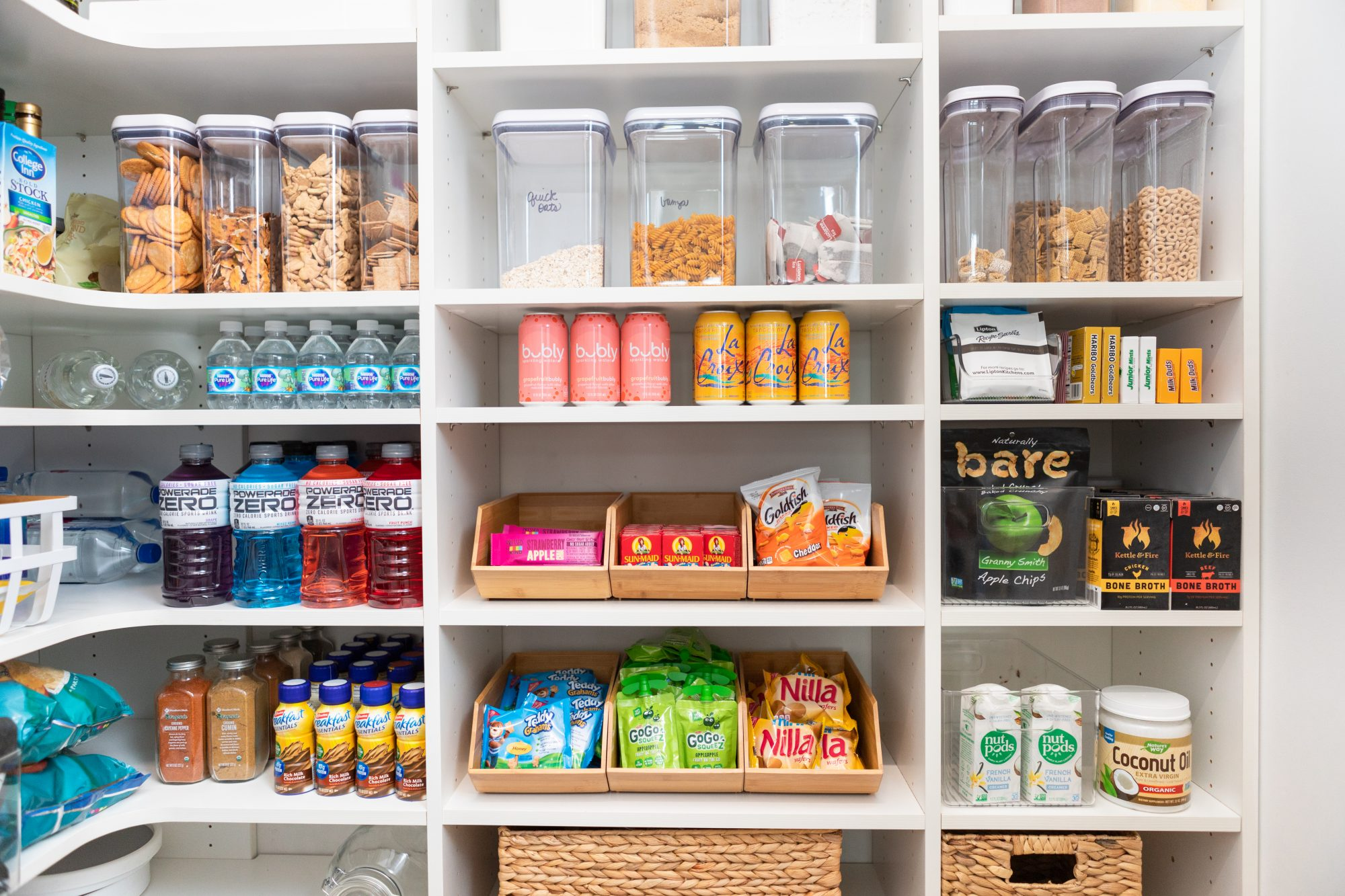 The 3 Best Rules for Organizing Your Pantry