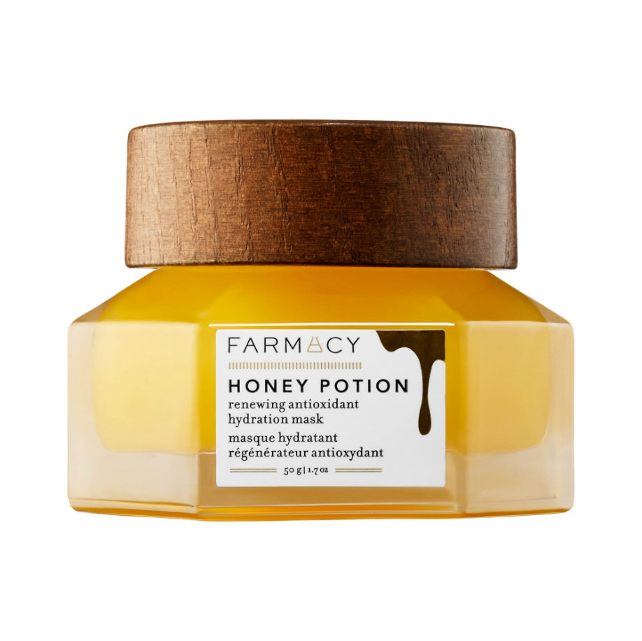 RX_1904 Clean Beauty_Farmacy Honey Potion Renewing Antioxidant Hydration Mask