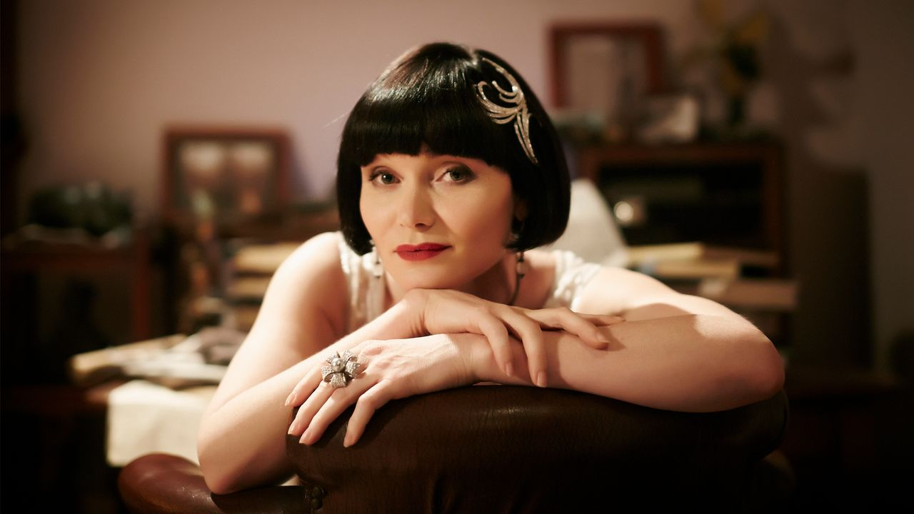 Your New Favorite Mystery Series Stars a Stylish Jazz Age Detective
