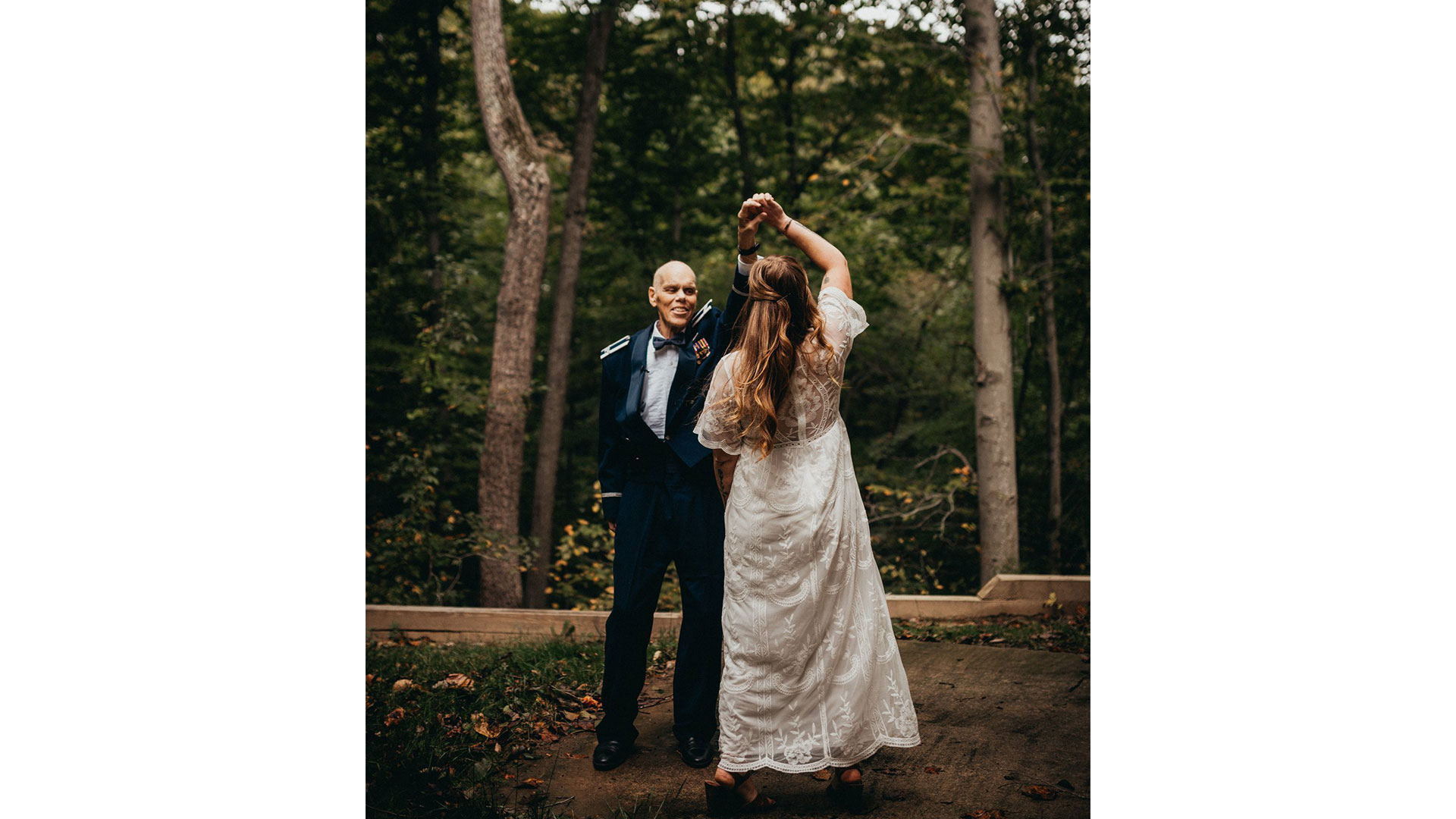 Father Daughter Final Dance Twirl
