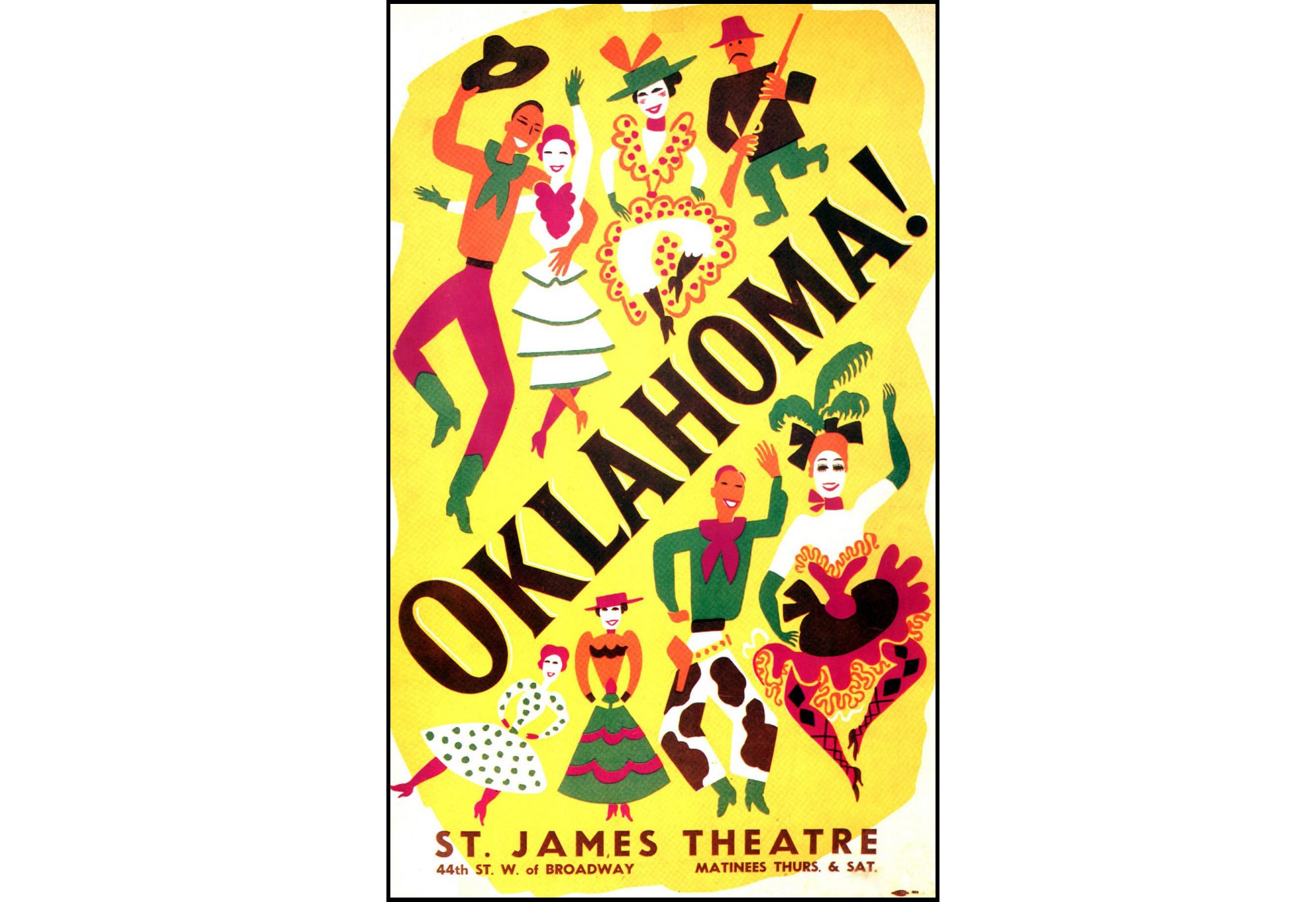 The Oklahoma Musical Is Set to Become a TV Series - Southern Living