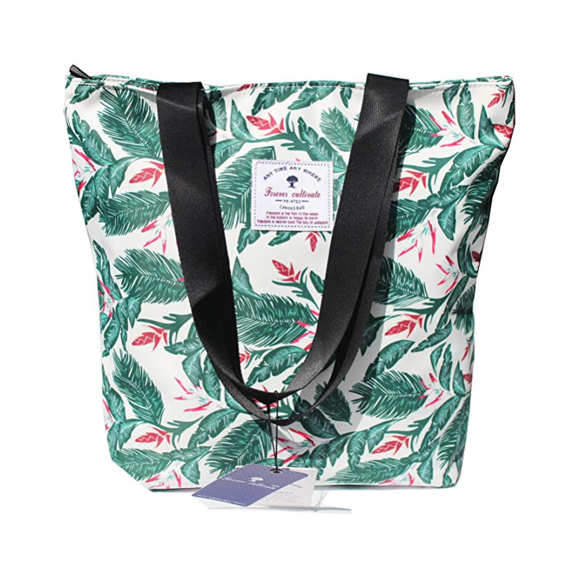 "Waterproof ""Any Time Any Where"" Tote"