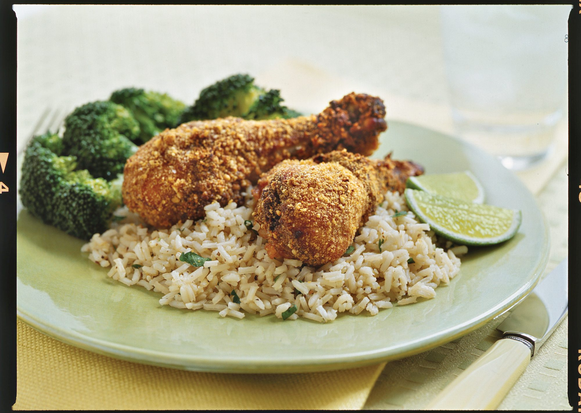 Kid-Friendly Chicken: Peanut-Baked Chicken