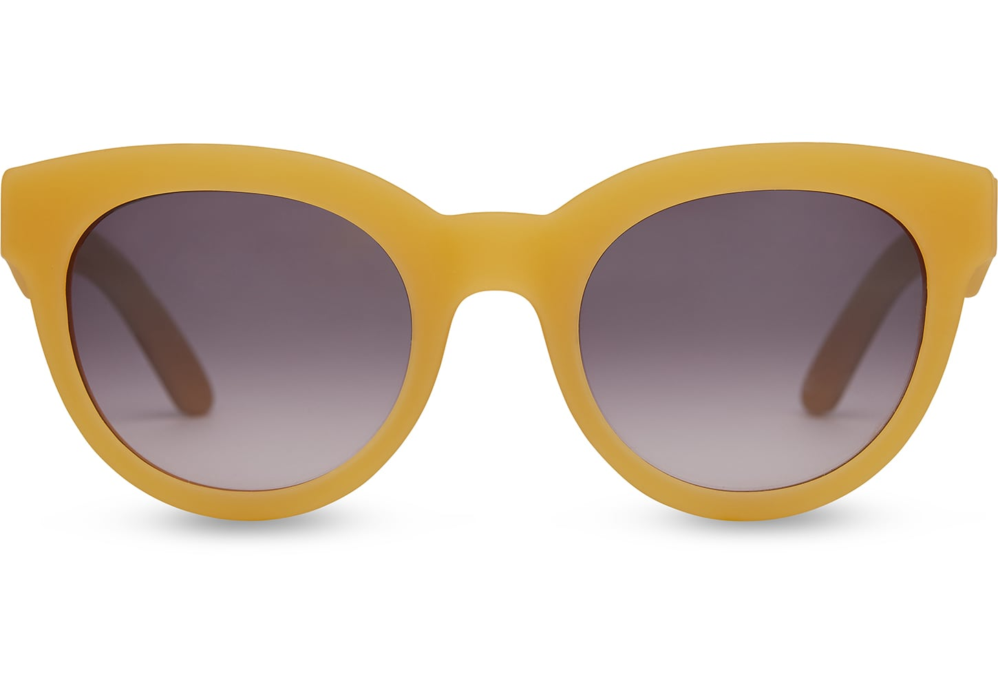Traveler Florentin Matte in Sunflower Plum Gradient Lens