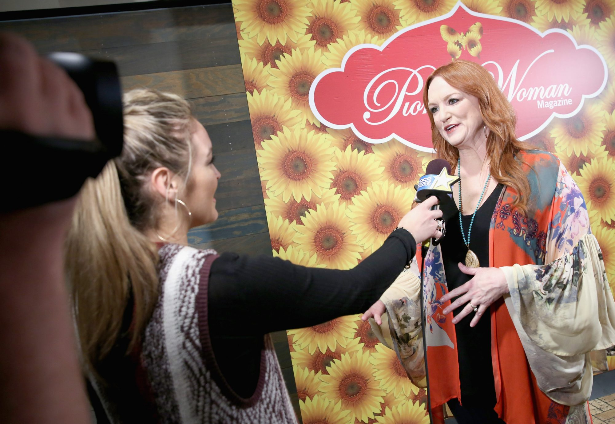 Ree Drummond Opens New Sweet Shop and Ice Cream Store