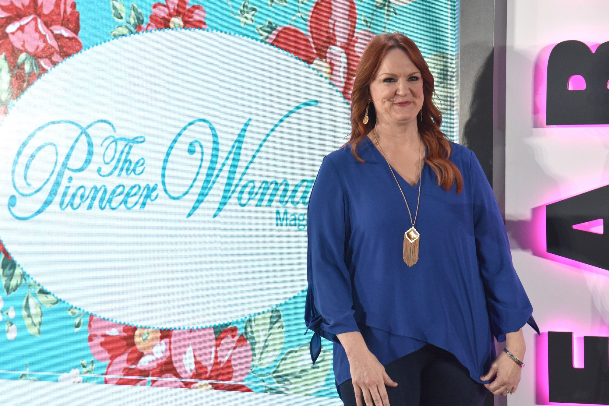Ree Drummond on Banana Cream Pie