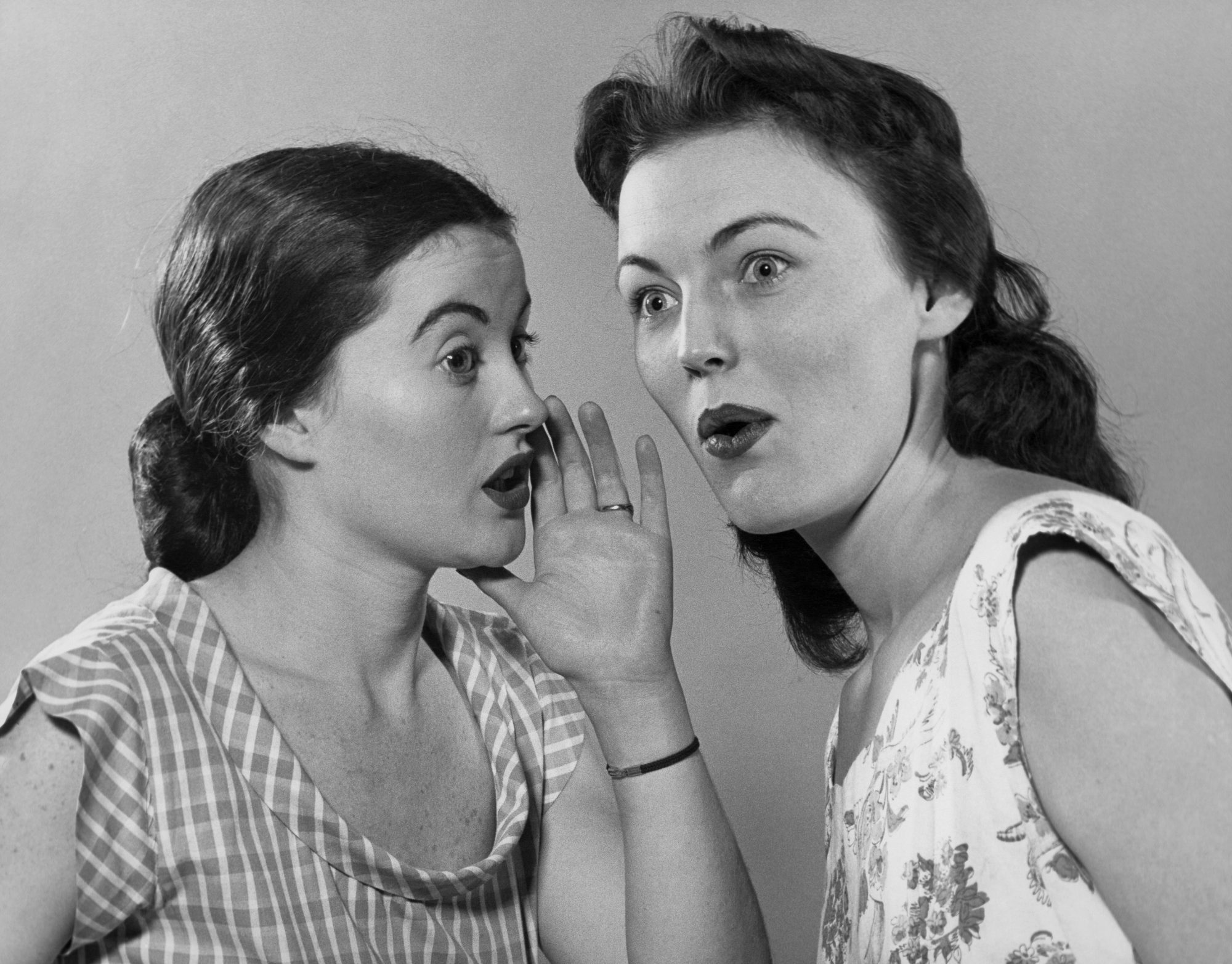 New Study Finds This Is How Much Time Each Day We Spend Gossiping