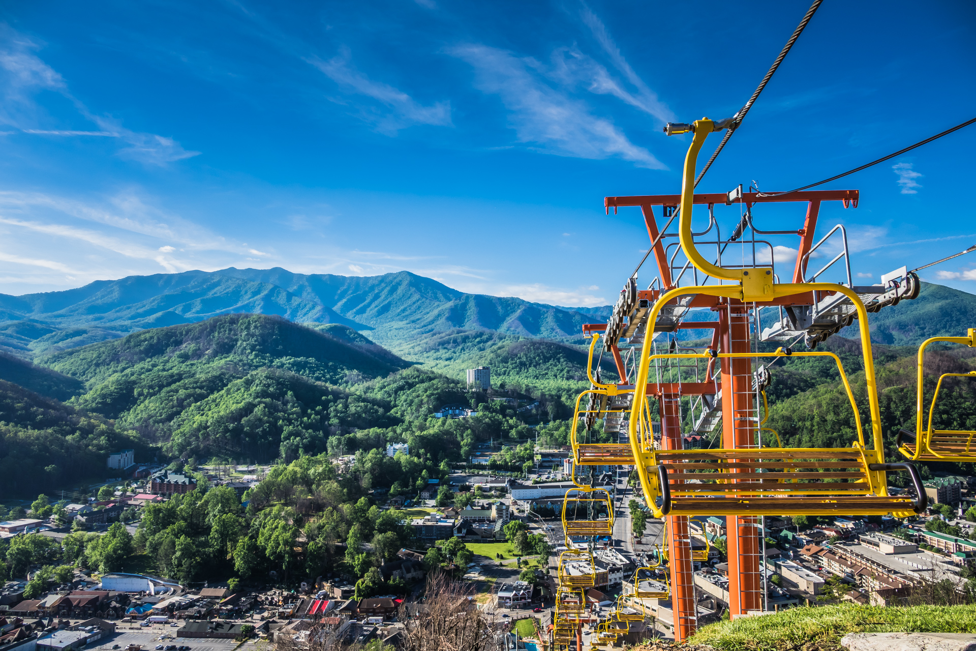Gatlinburg SkyLift
