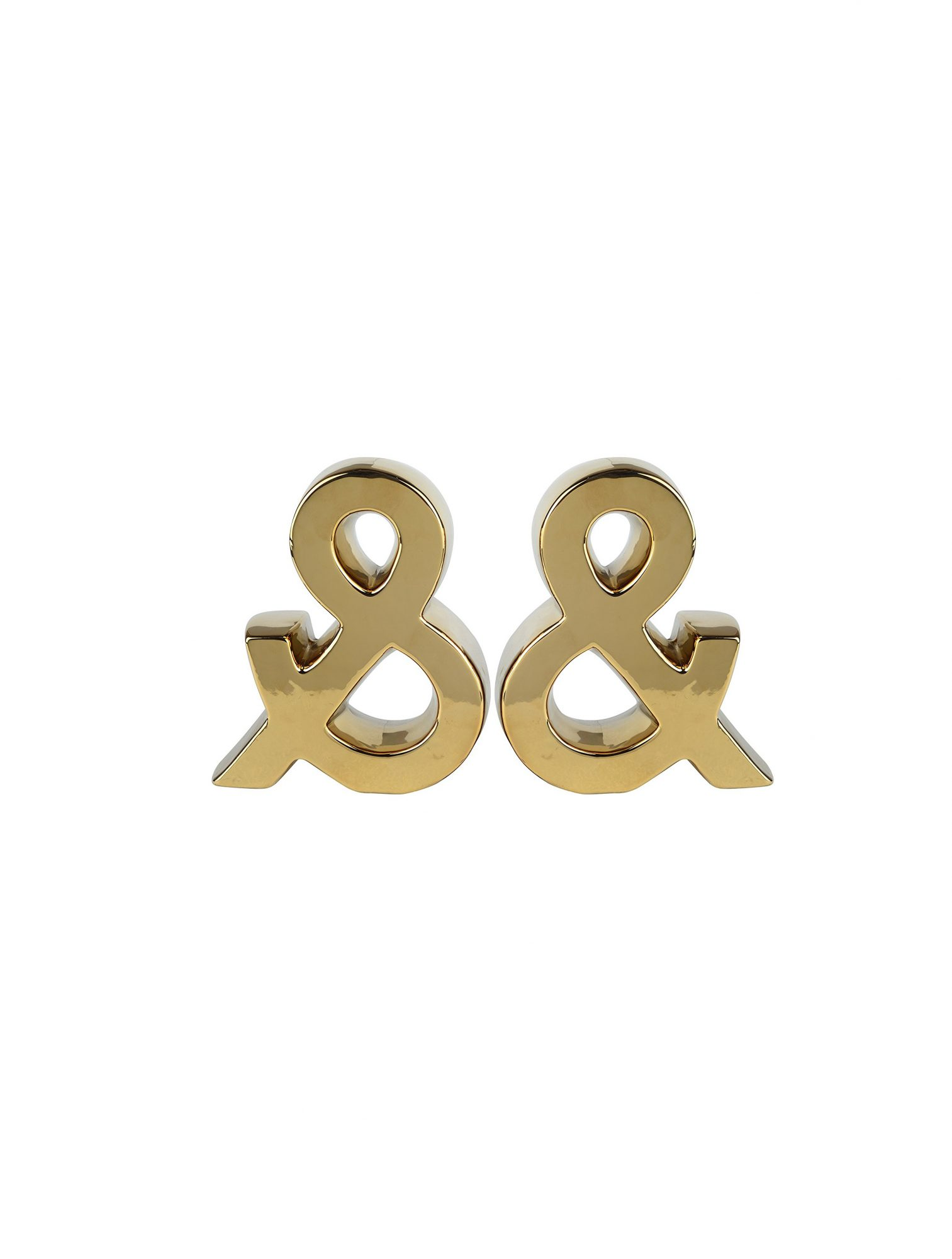 A&B Home Ampersand Bookends