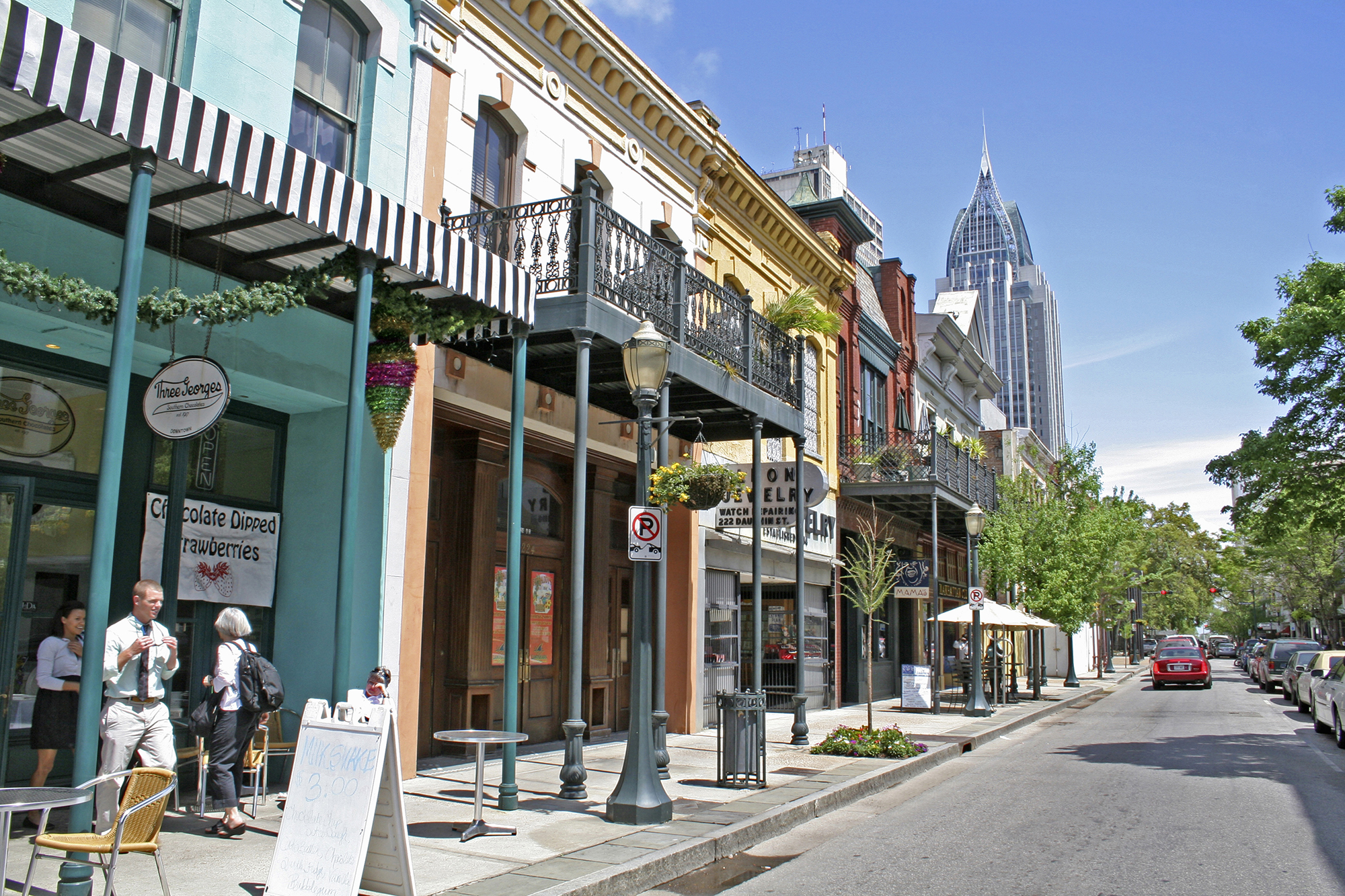 Mobile, Alabama- The Azalea City
