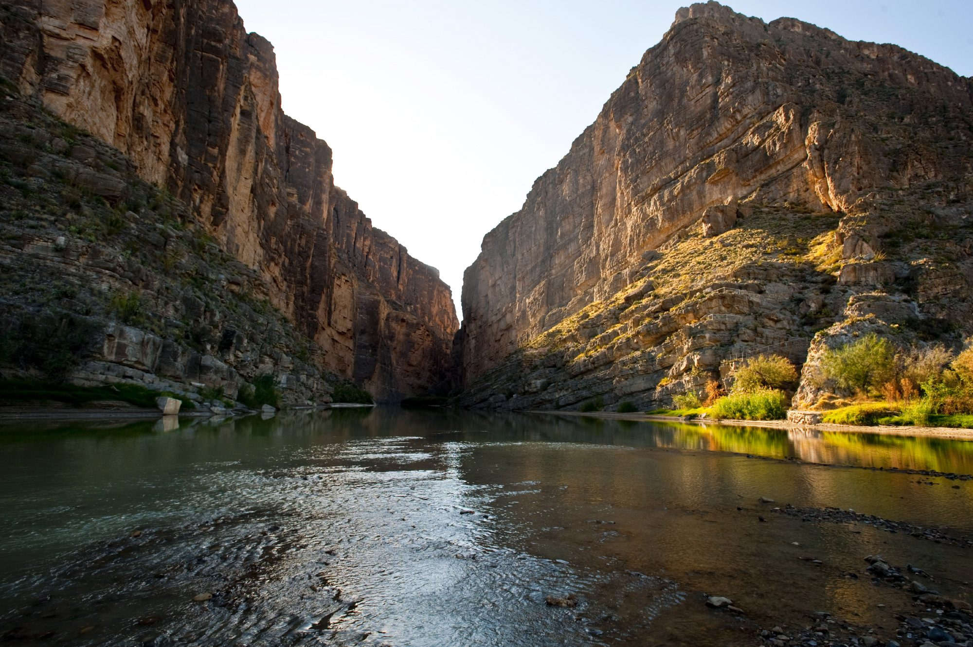 Southern Campgrounds Big Bend National Park, TX