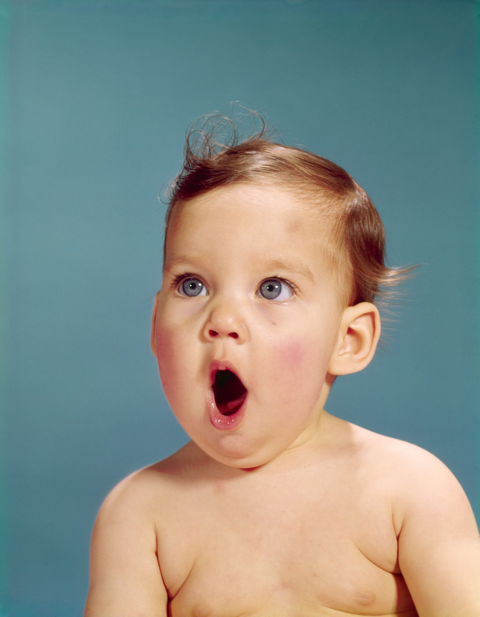 Getty Baby with Shocked Face