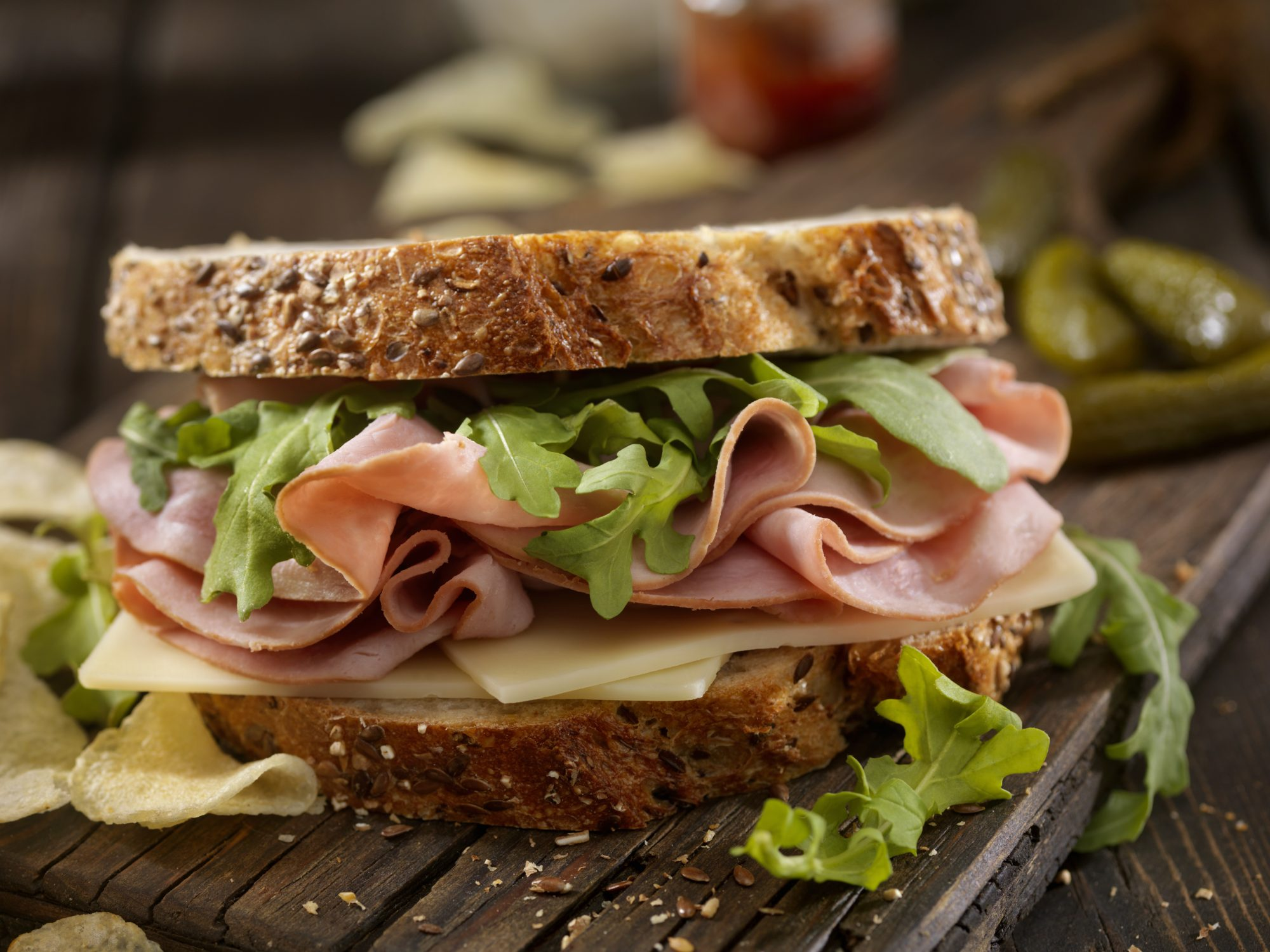 The Art of the Southern Kitchen-Sink Sandwich