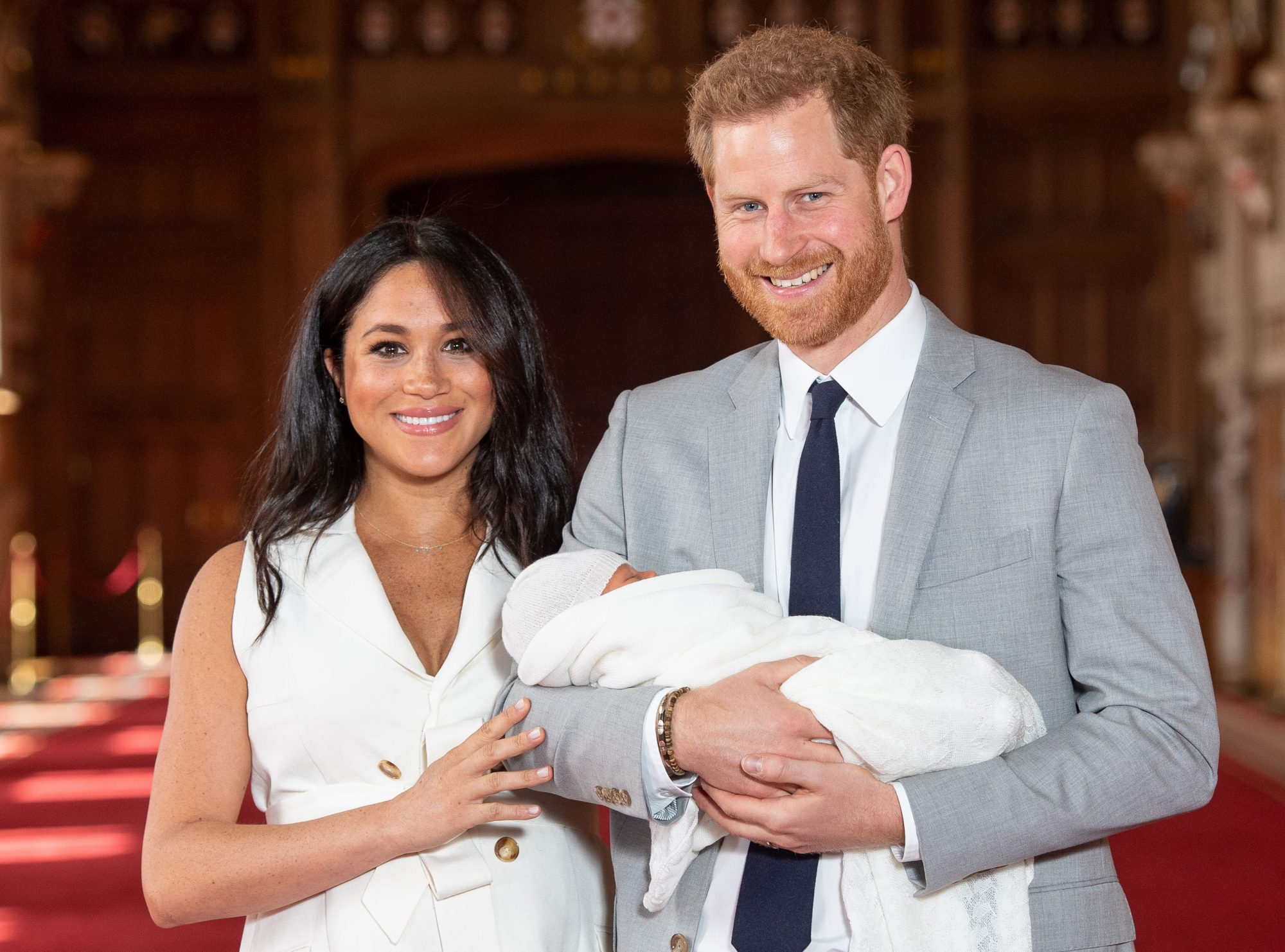 Watch as Winnie the Pooh Celebrates the Royal Baby in Touching Video