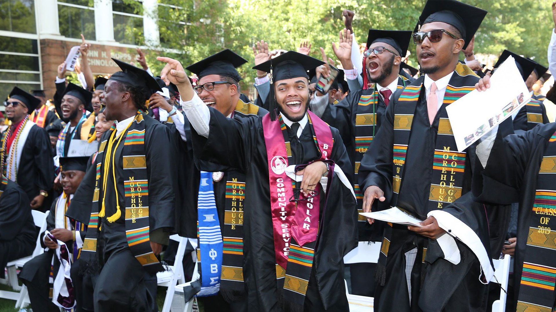 Morehouse College Commencement