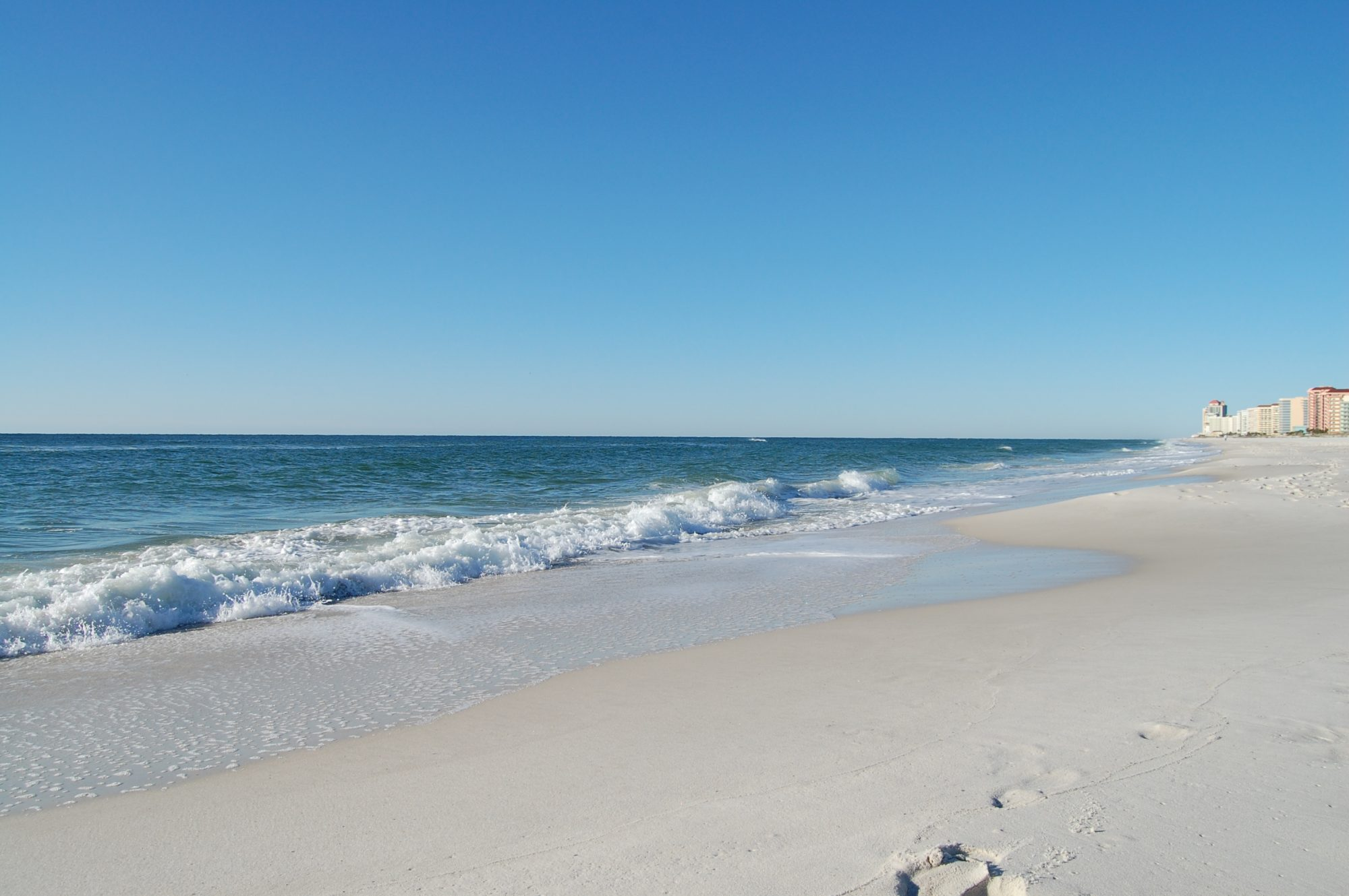 5. Orange Beach, Alabama