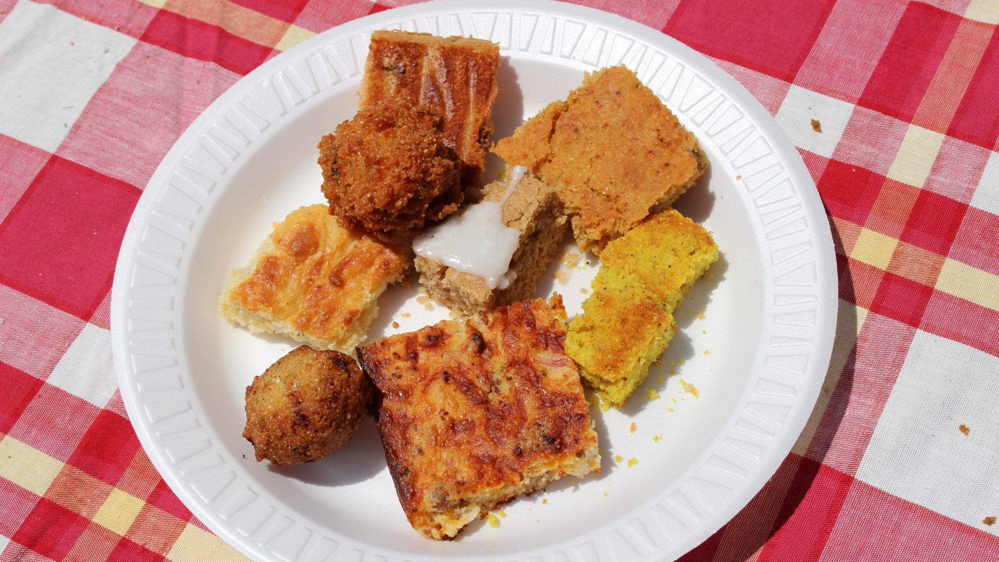 This Tiny Appalachian Town Becomes the Cornbread Capital of the World Every April