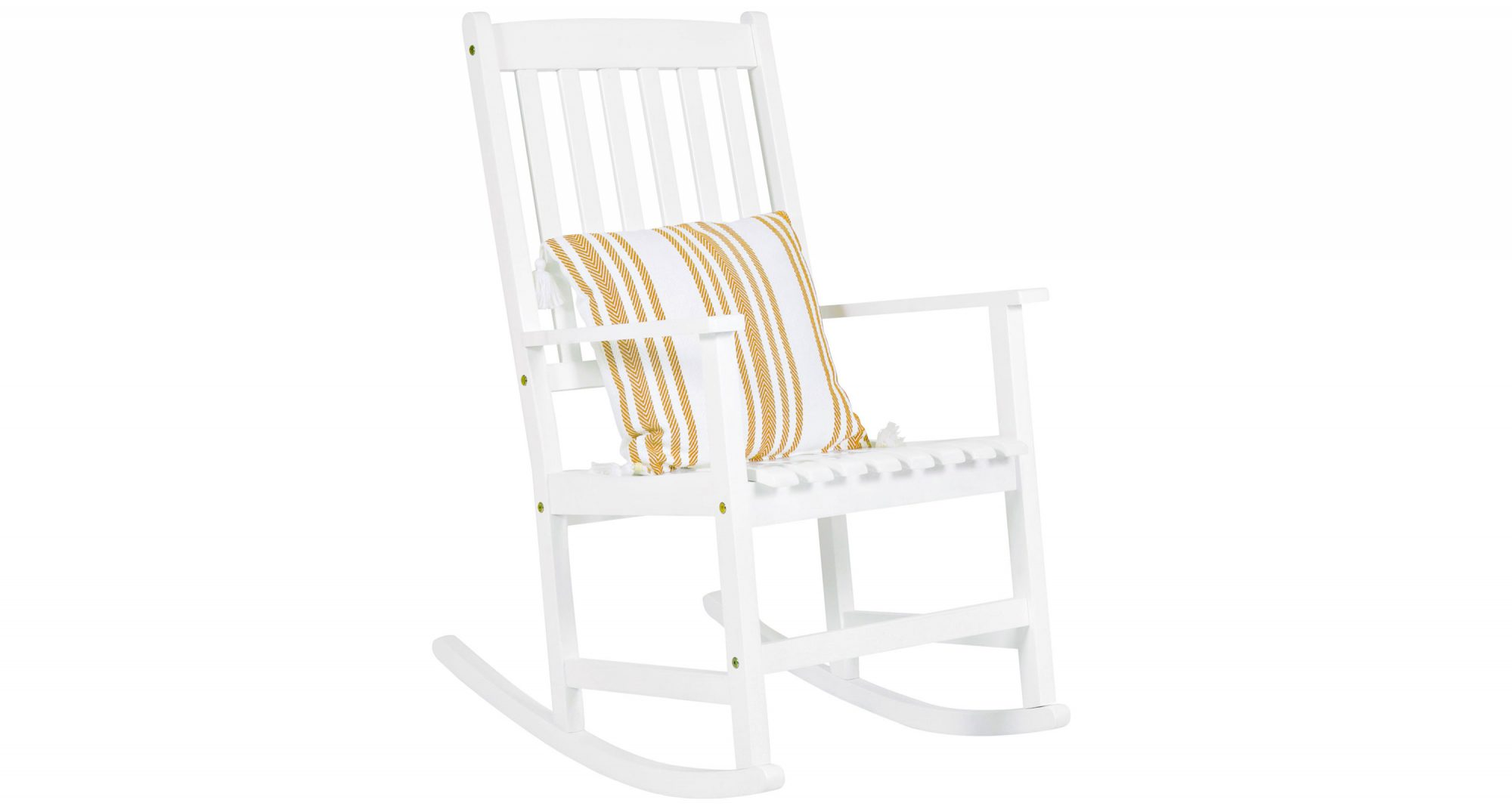 Best Choice Products Indoor/Outdoor Traditional Wooden Rocking Chair