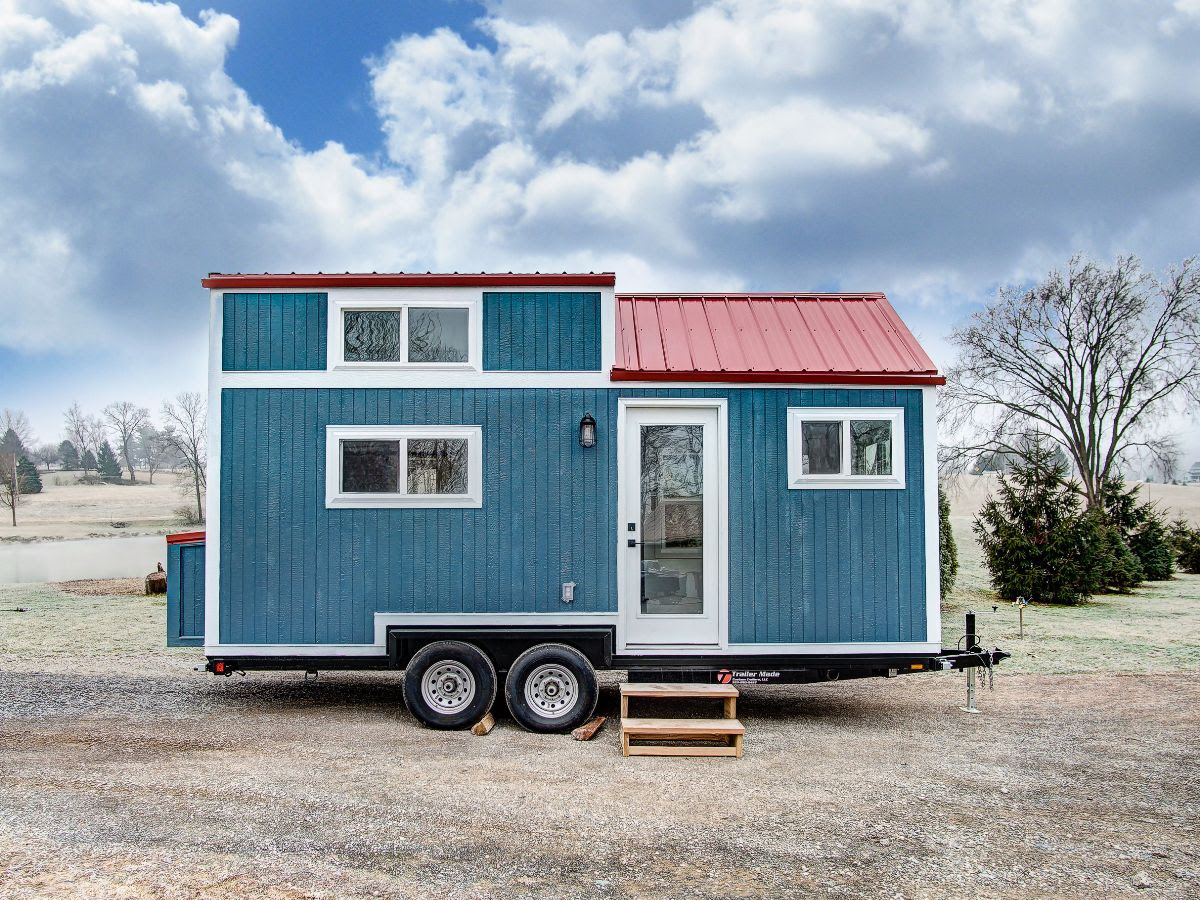 River & Twine, Rocky Mount, North Carolina's Cutest Tiny House Hotel