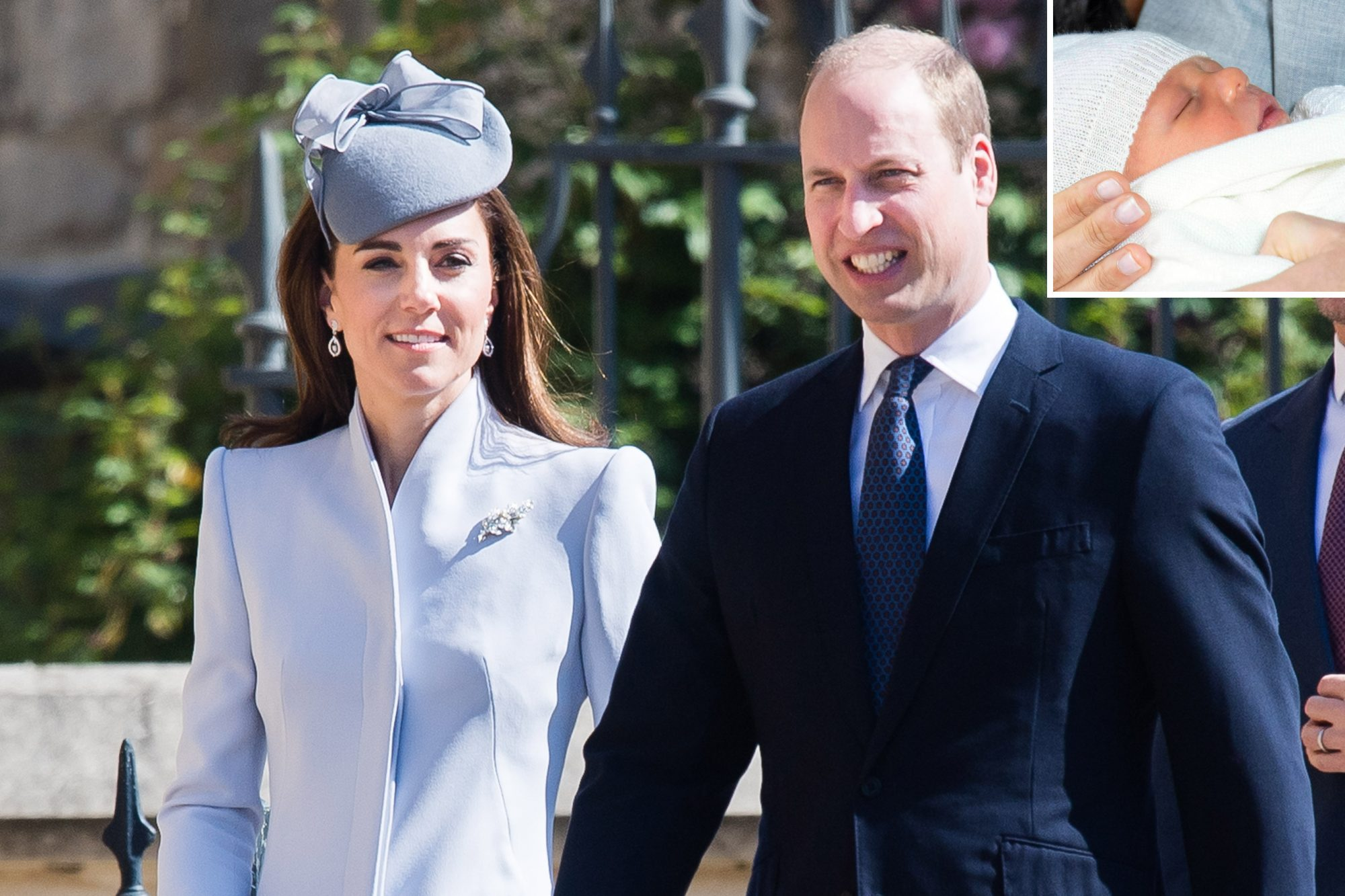 Prince William and Kate Middleton Just Met Baby Archie for the First Time!