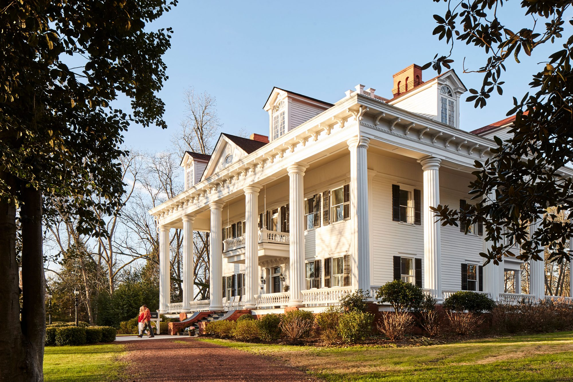 Twelve Oaks Inn in Covington, GA Inspiration for Gone with the Wind