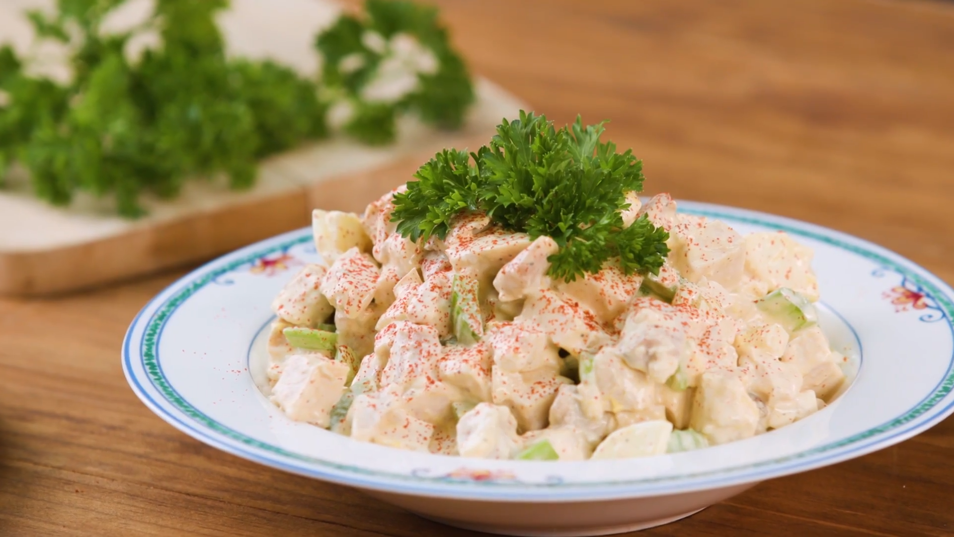 Old-Fashioned Chicken Salad