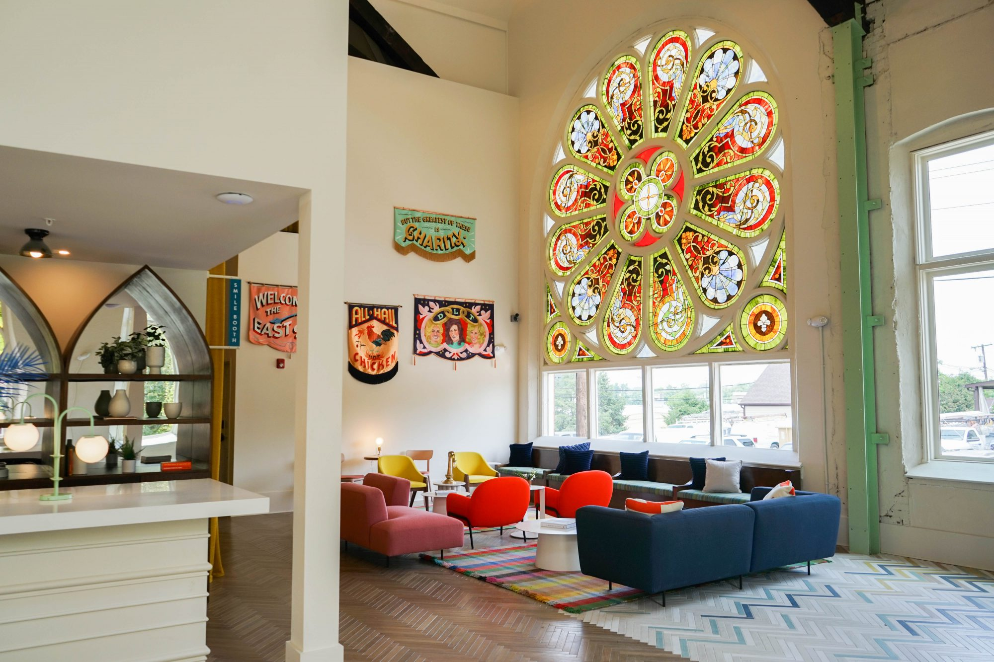 The Russell East Nashville Interior