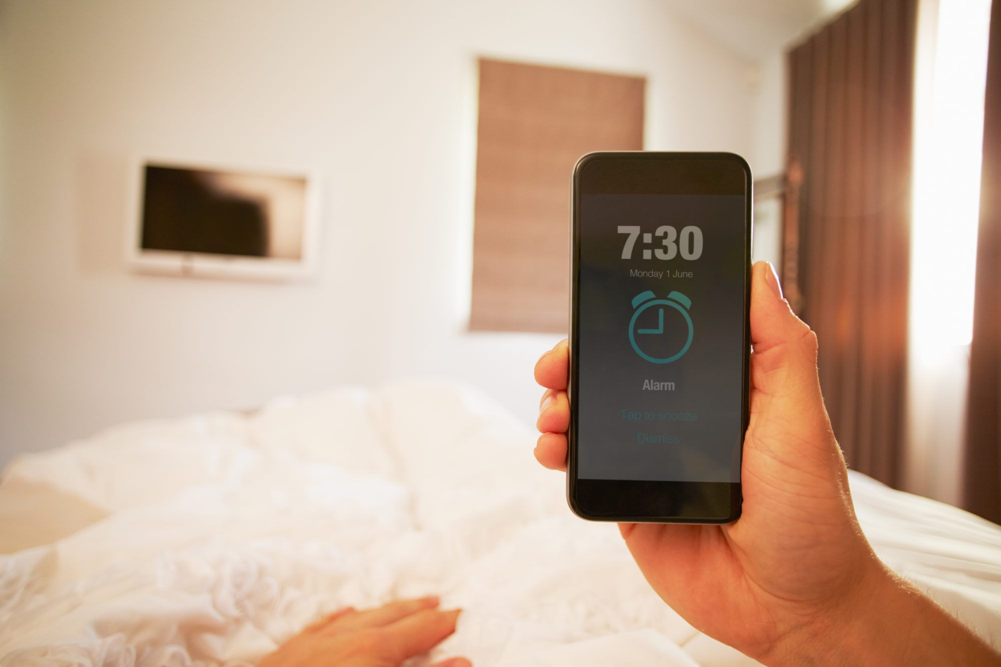 Stop Using Your Phone As an Alarm Clock