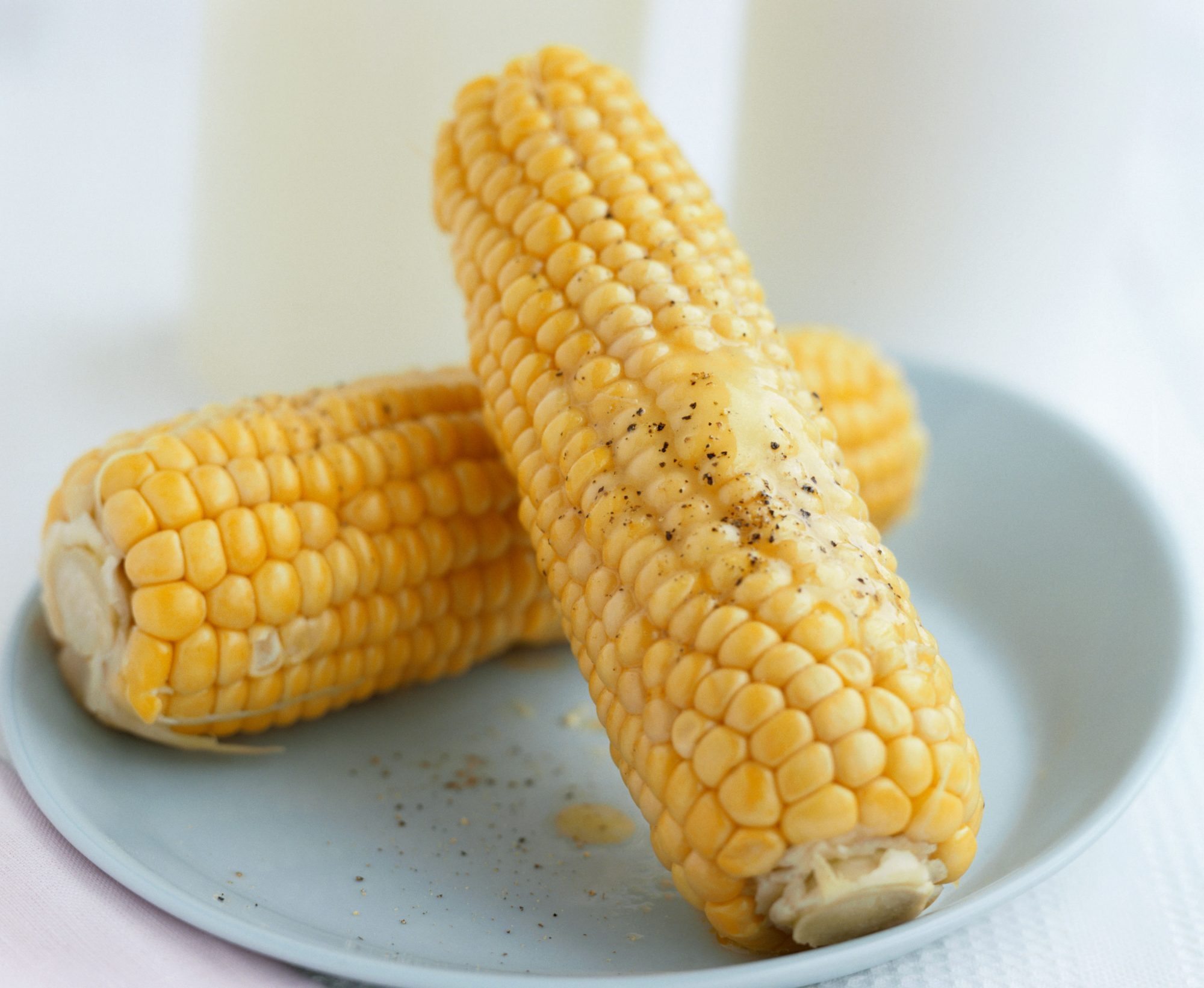 You're Probably Boiling Corn the Wrong Way