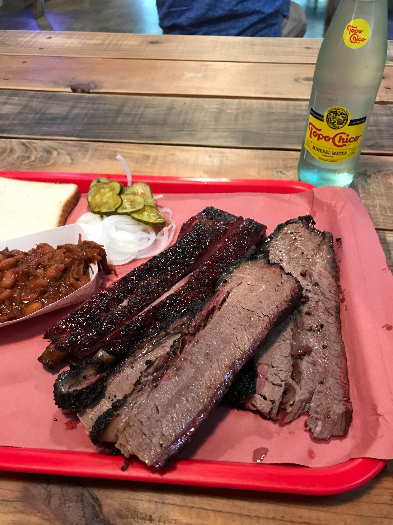 BBQ Brisket from Cattleack Barbeque in Dallas
