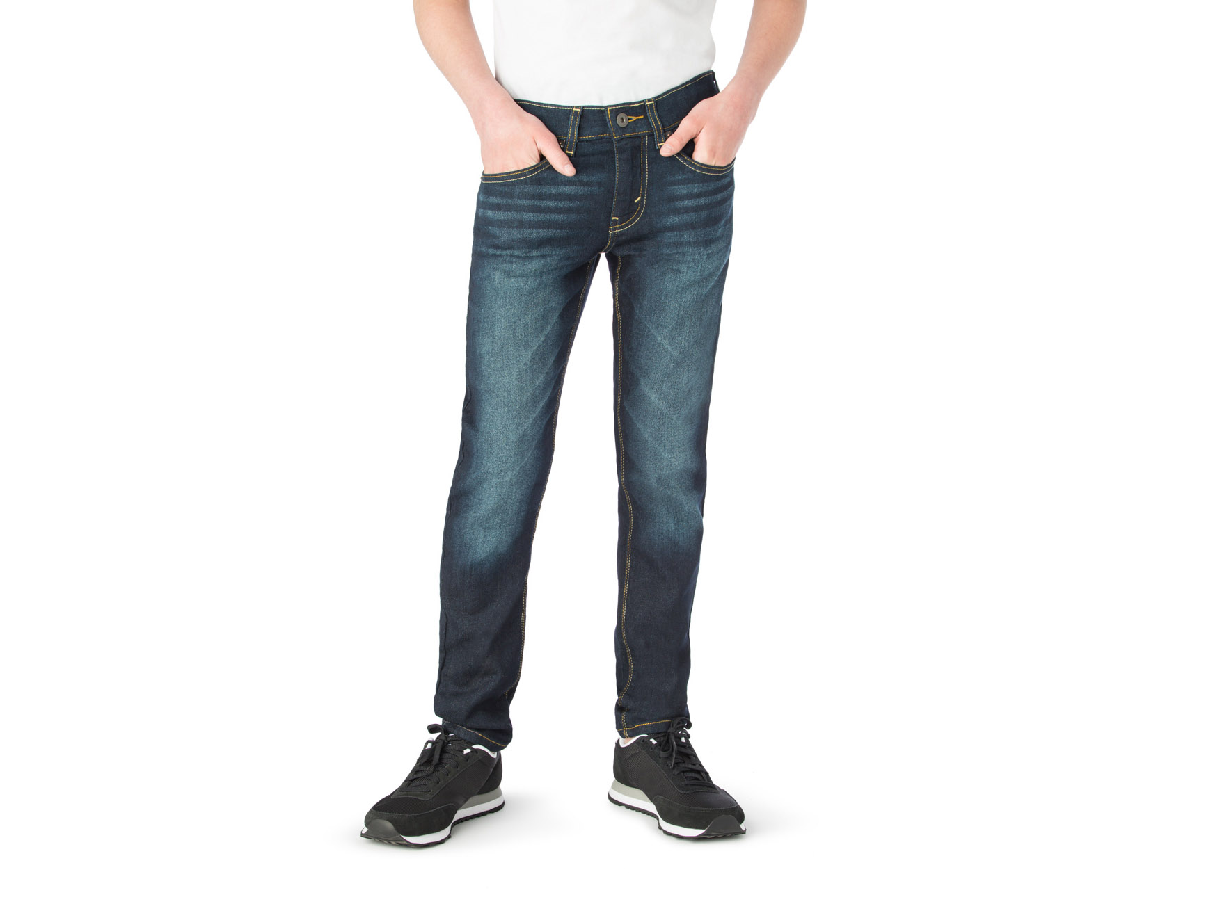 Signature by Levi Strauss & Co. Skinny Fit Jeans