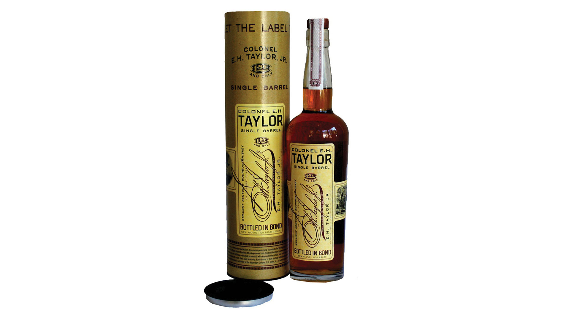 Gift-Worthy: Colonel E.H. Taylor, Jr