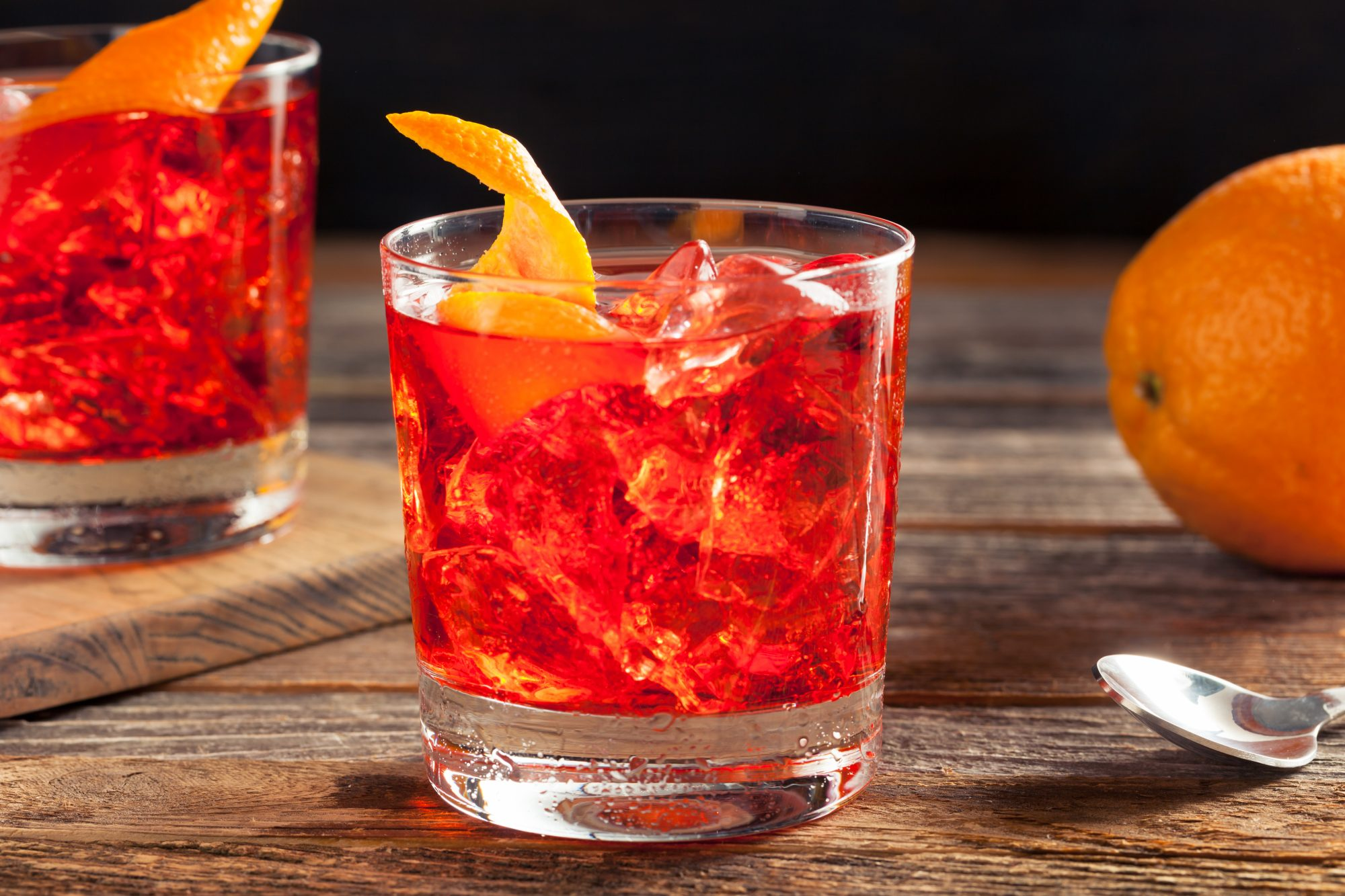 Approaching Its 100th Birthday, The Negroni is Having a Comeback