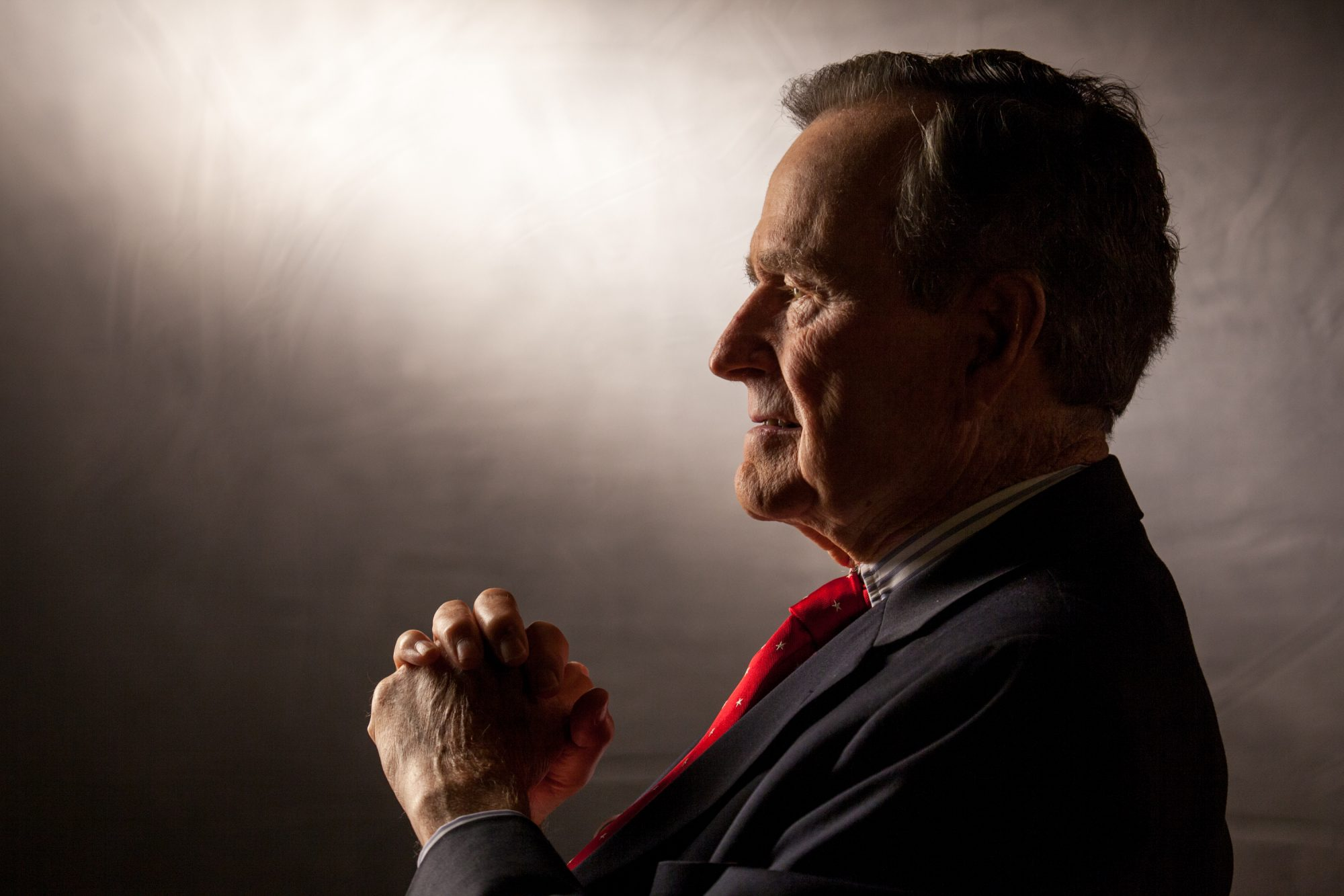 Bush Family Remembers George H.W. on What Would Have Been His 95th Birthday