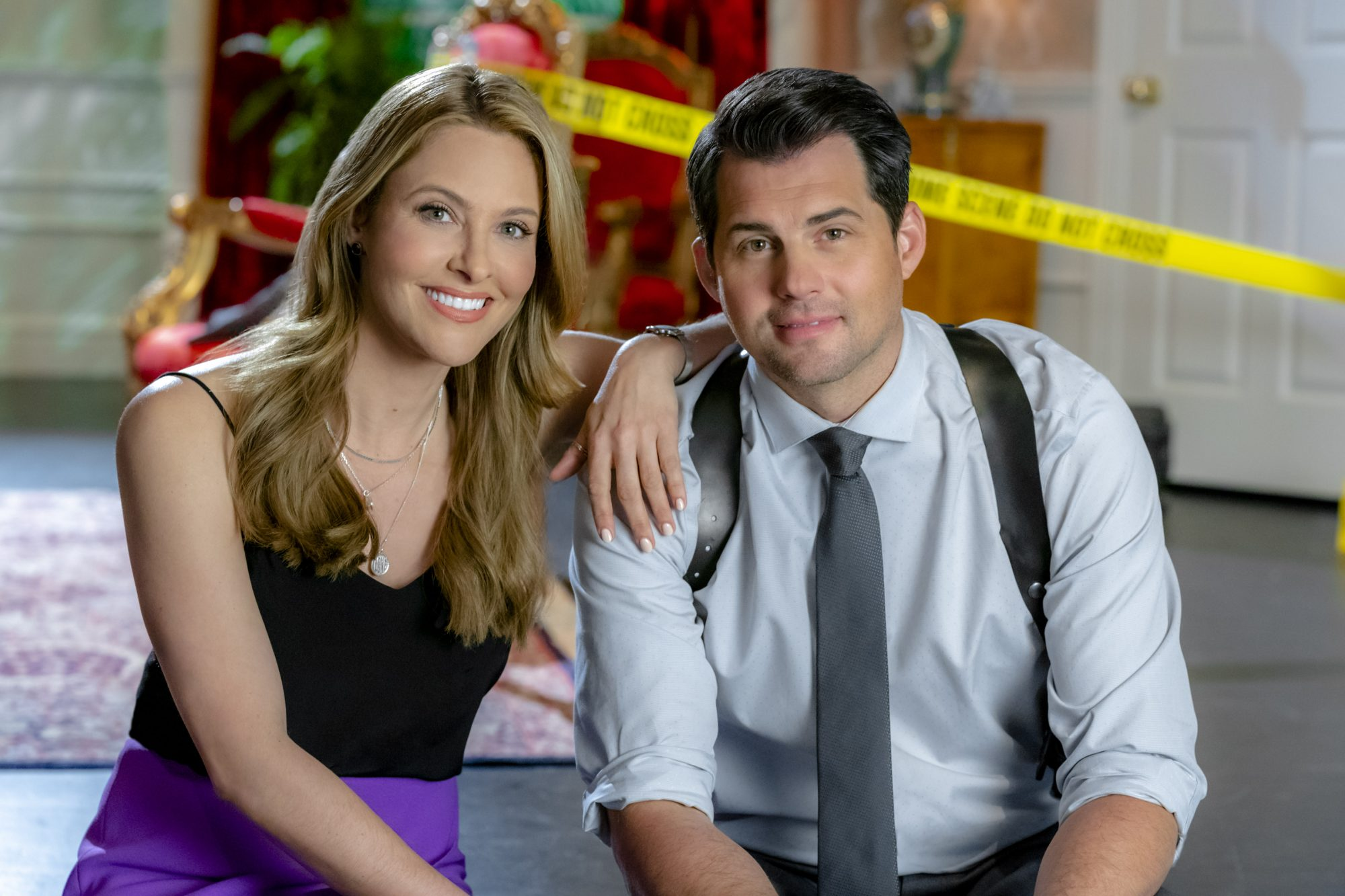 Armchair Sleuths, Grab the Remote: Hallmark's Mystery 101 is Back