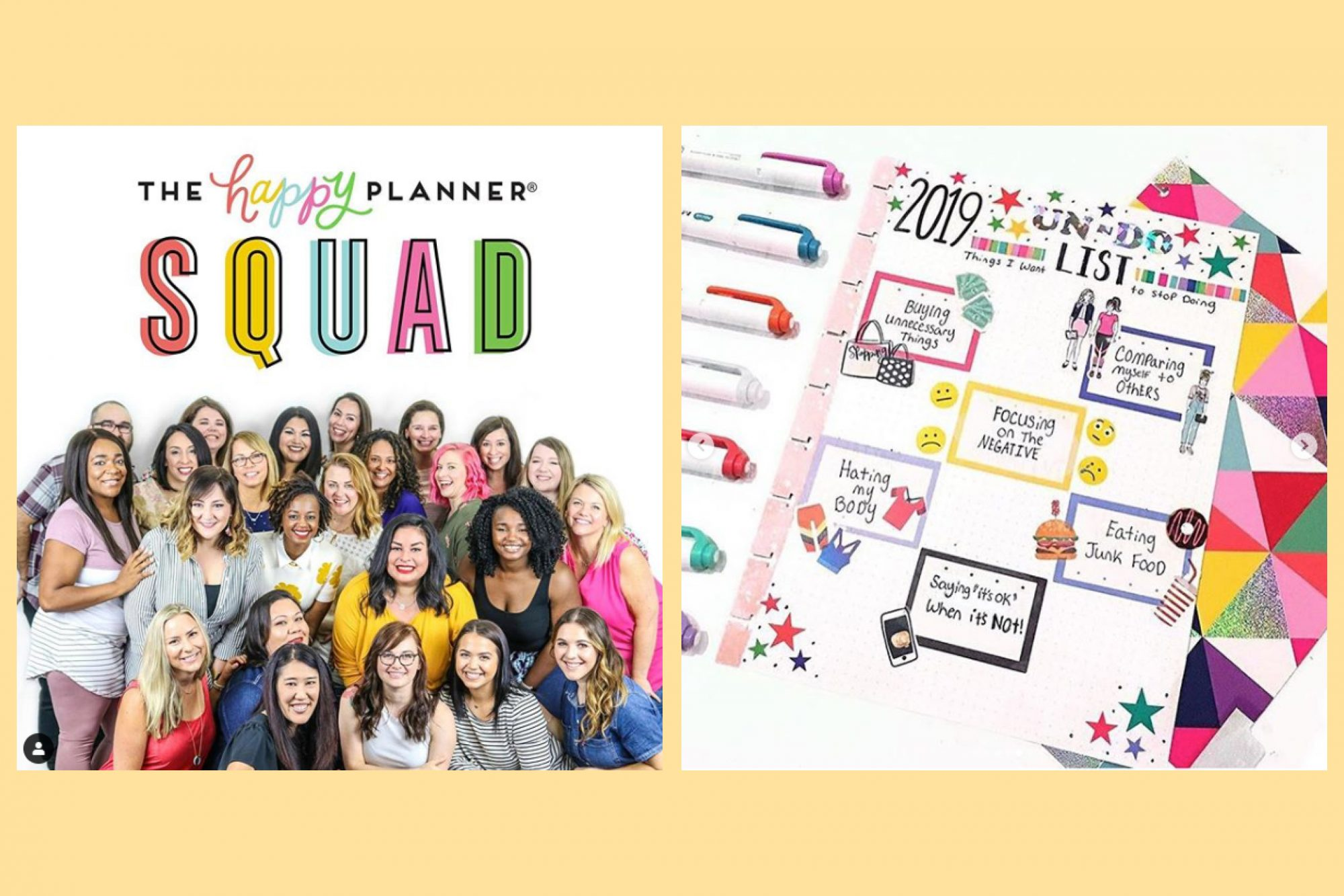 Inside the Highly Organized Lives of 'Planner Addicts,' a Massive Instagram Community of Women Who Make Beautiful To-Do Lists plannergirl_gretchen