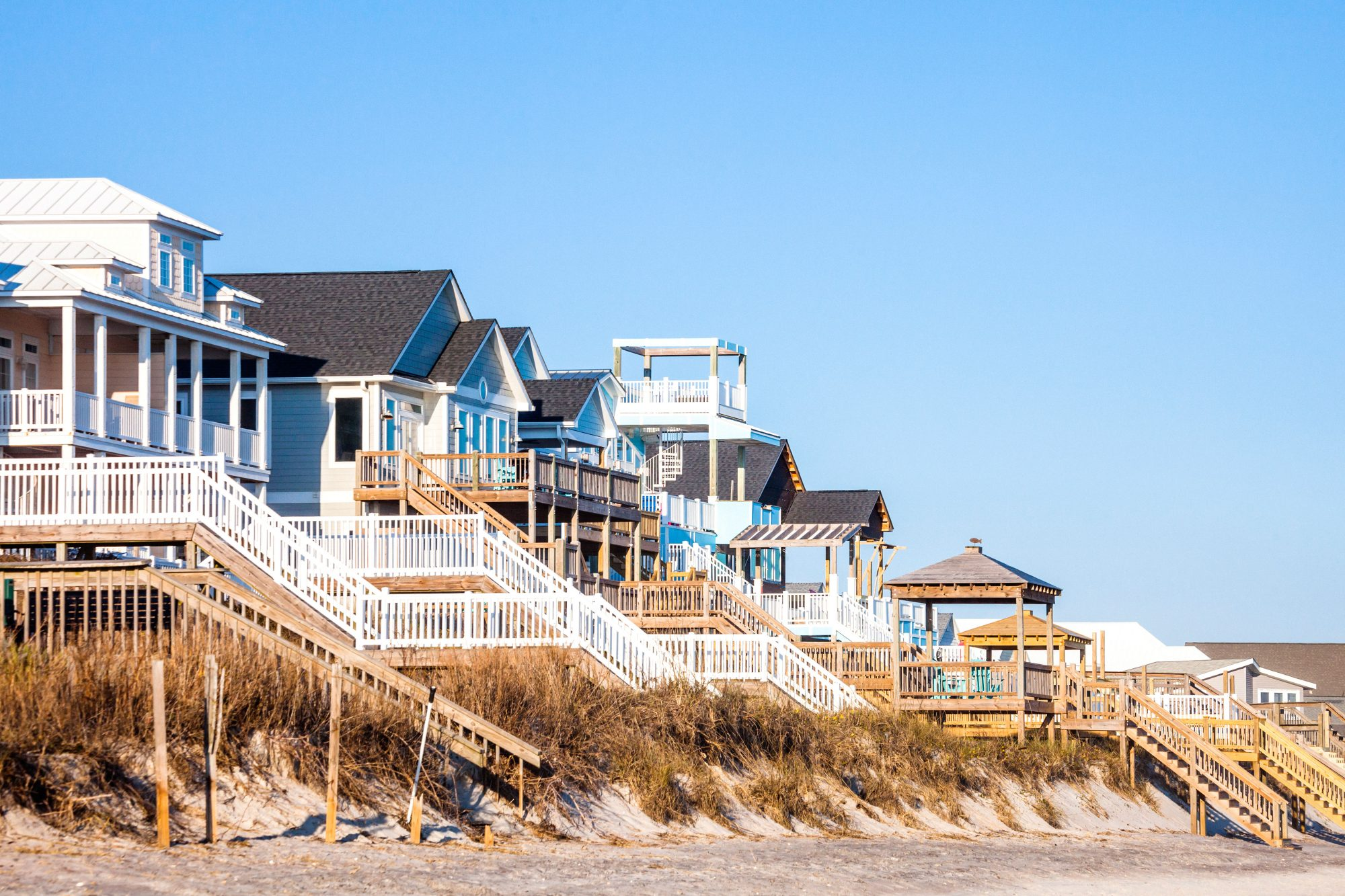 Southern Living Topsail Beach
