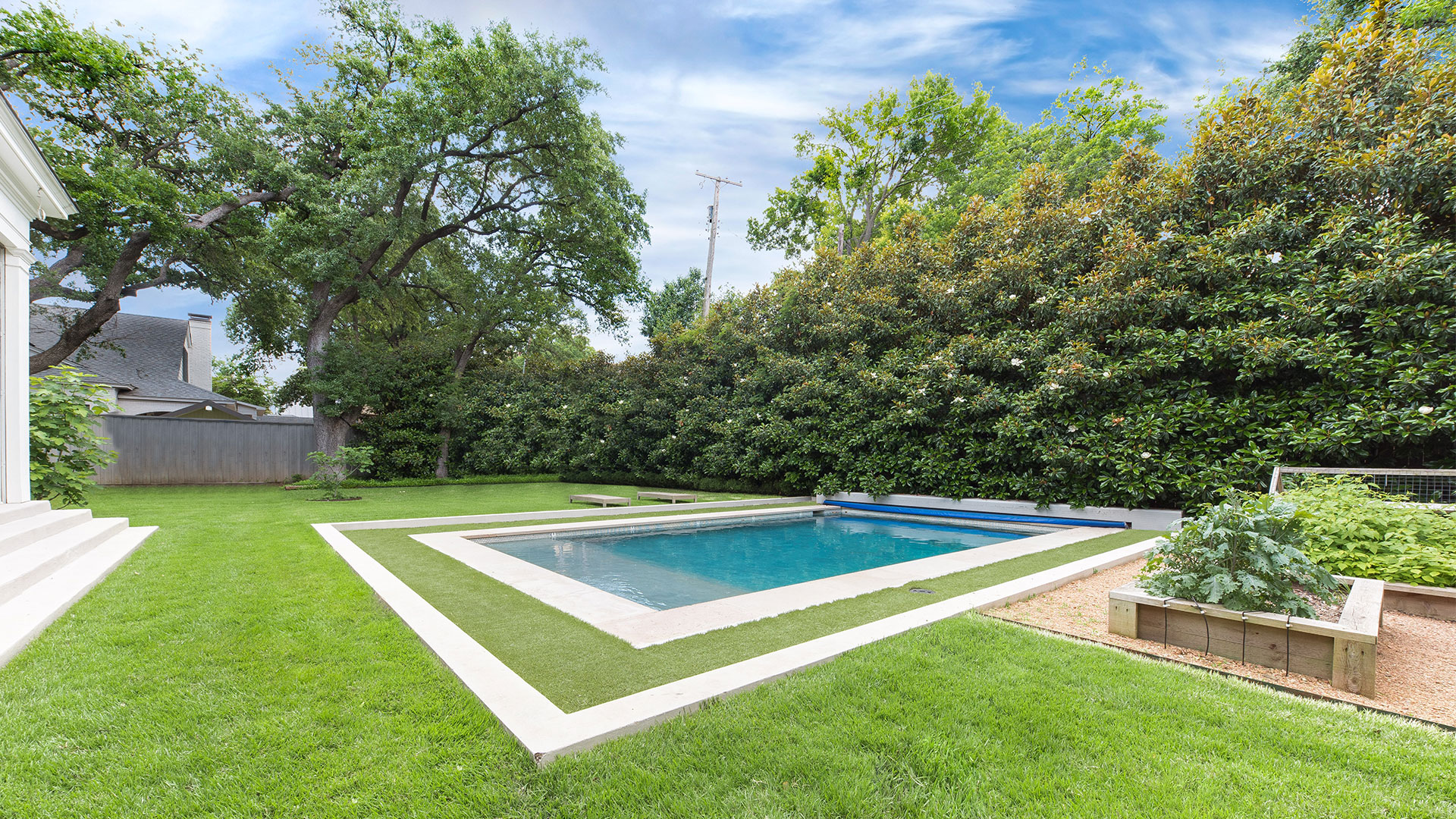 4337 Westway Ave Highland Park Pool