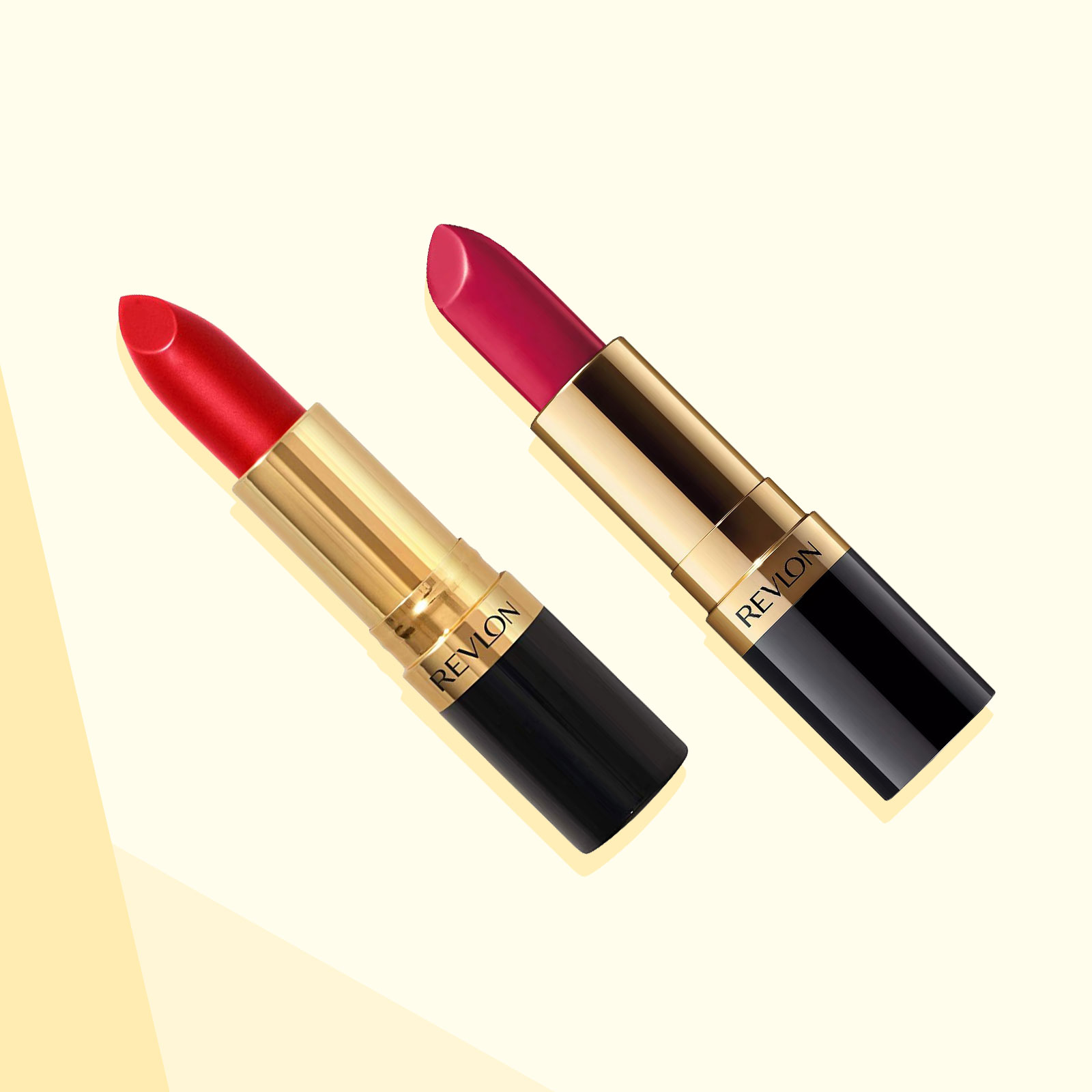 Popular Lipsticks Revlon