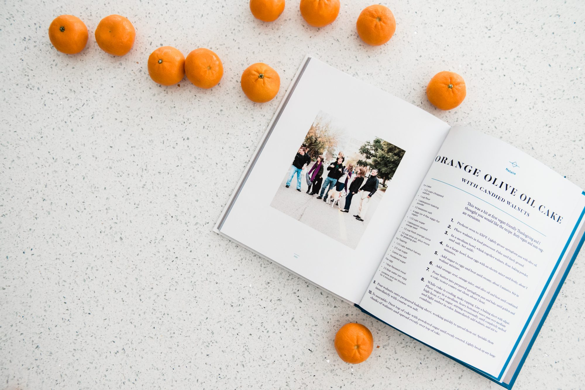 Honey & Hive Custom Cookbook, from $120
