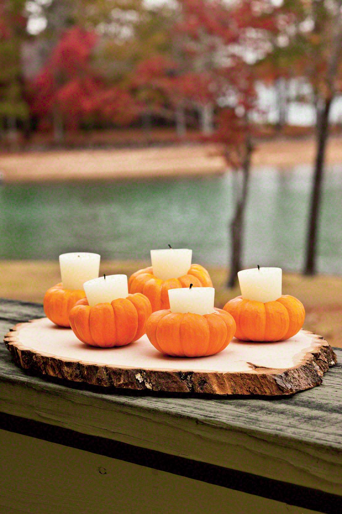 Make Custom Candleholders