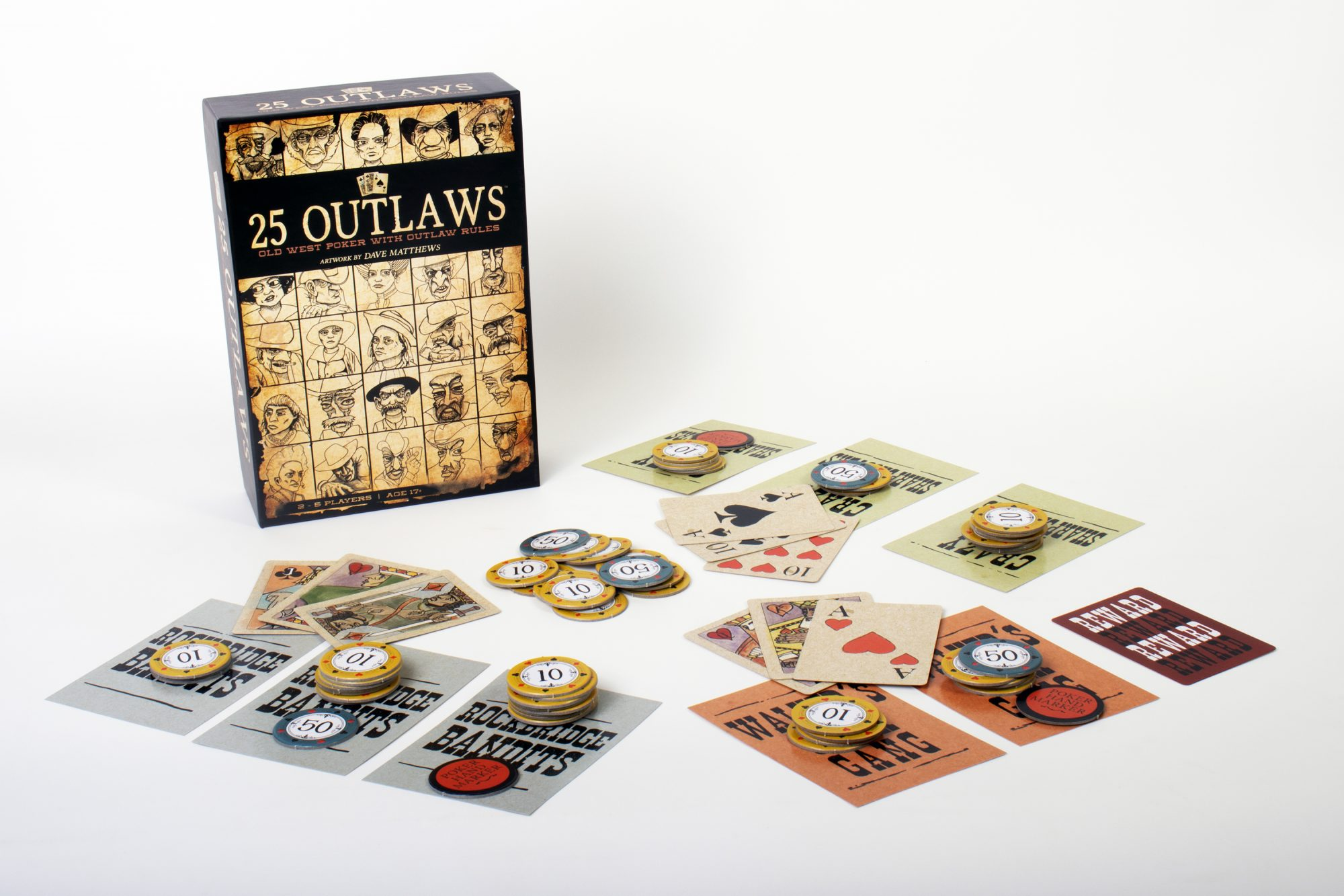 25 Outlaws