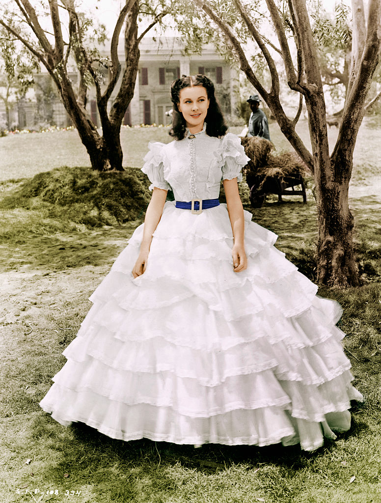 Vivien Leigh in  Gone With The Wind,  1939
